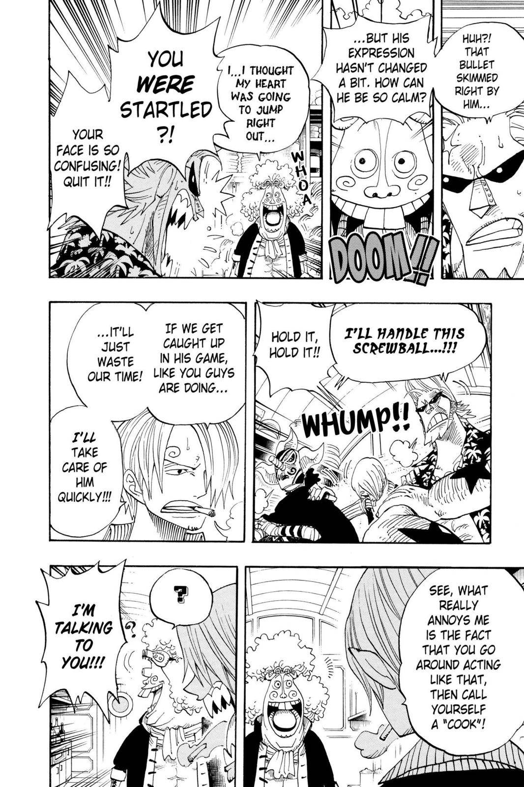 One Piece Chapter 369 Page 8