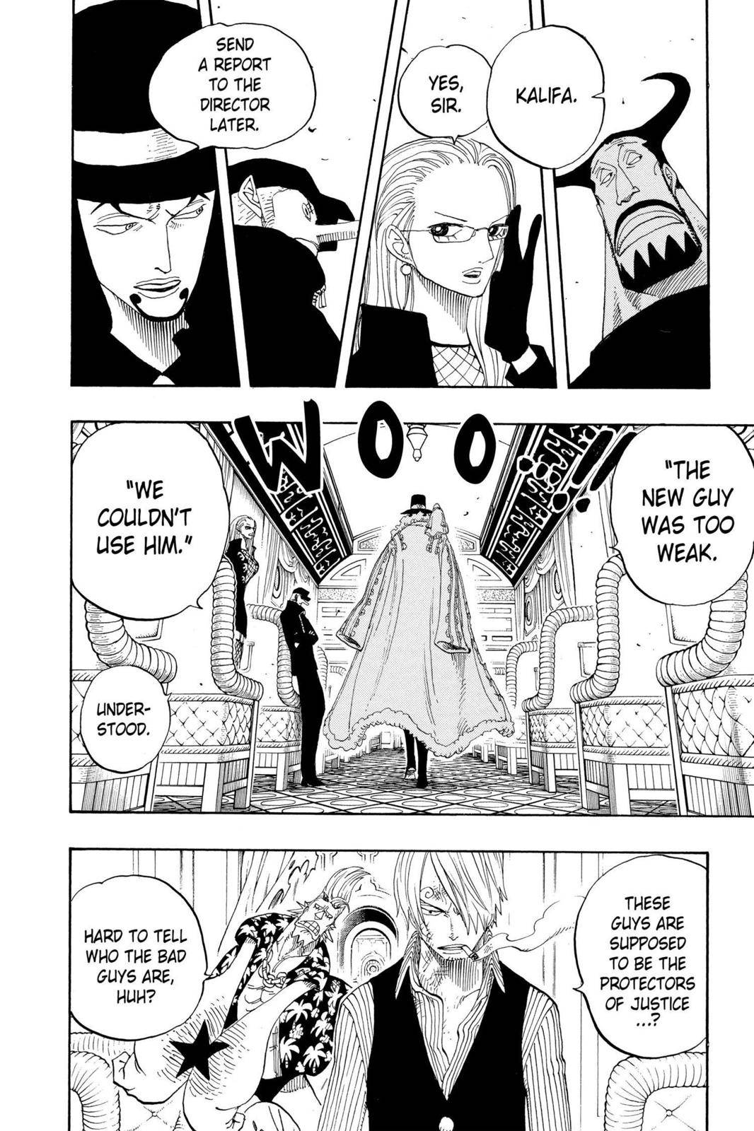 One Piece Chapter 373 Page 11