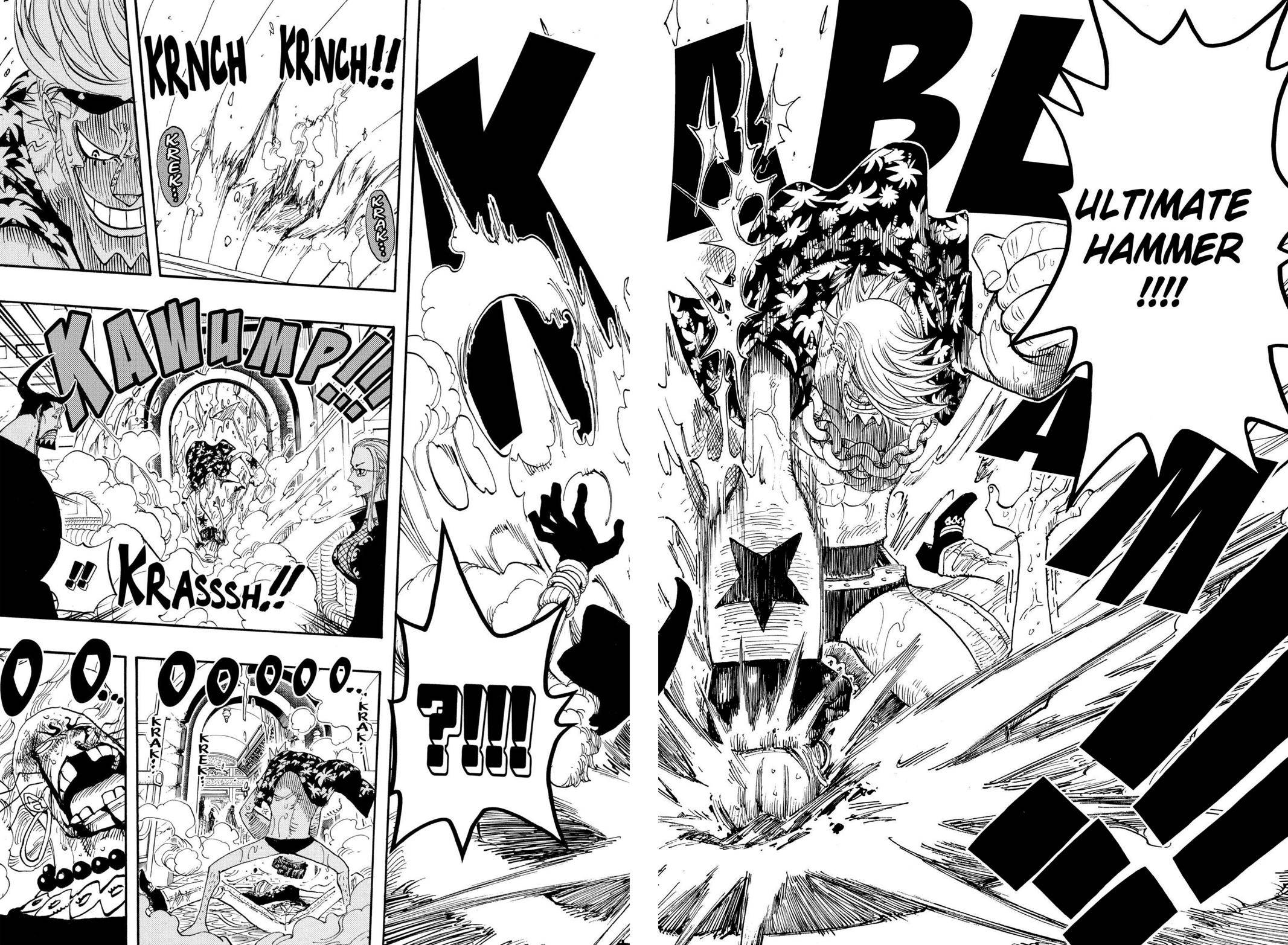 One Piece Chapter 373 Page 6