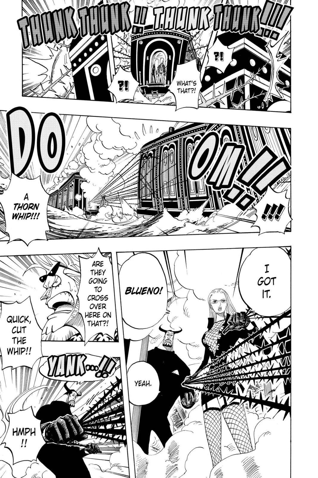 One Piece Chapter 374 Page 5