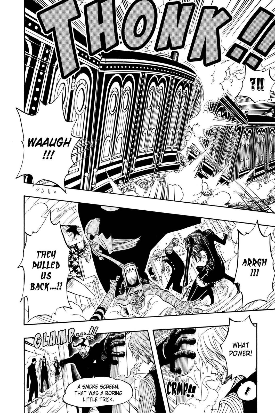 One Piece Chapter 374 Page 6