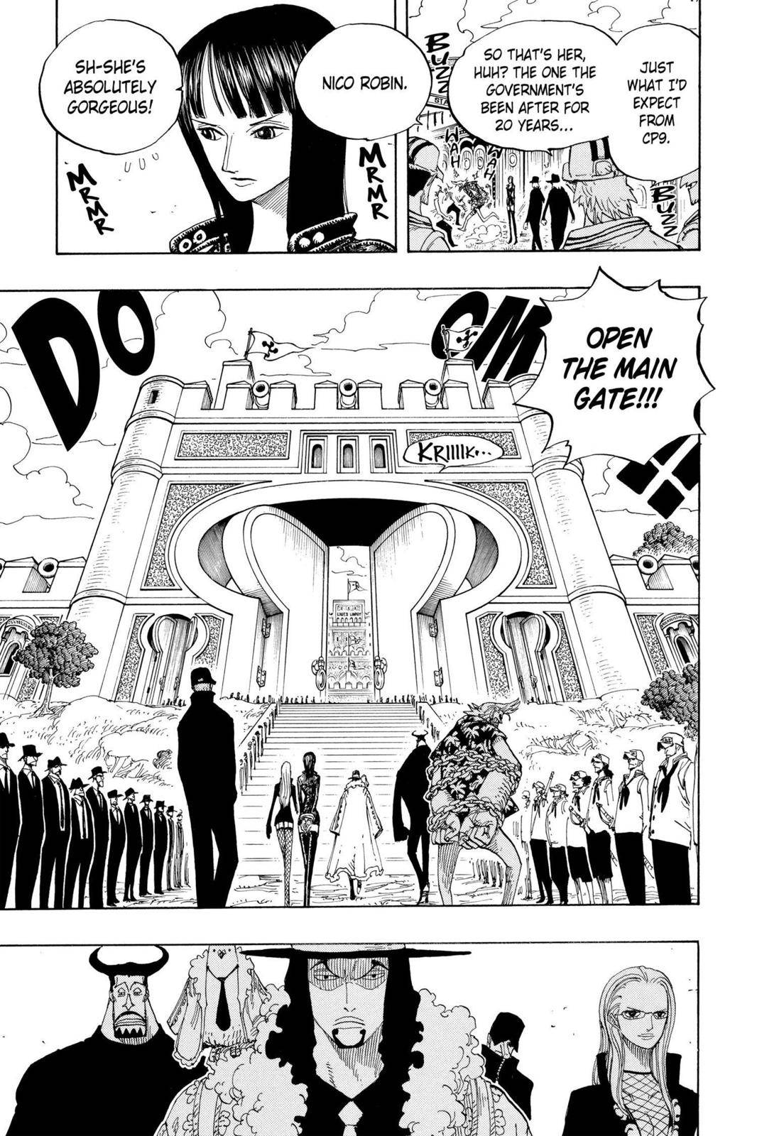 One Piece Chapter 375 Page 11