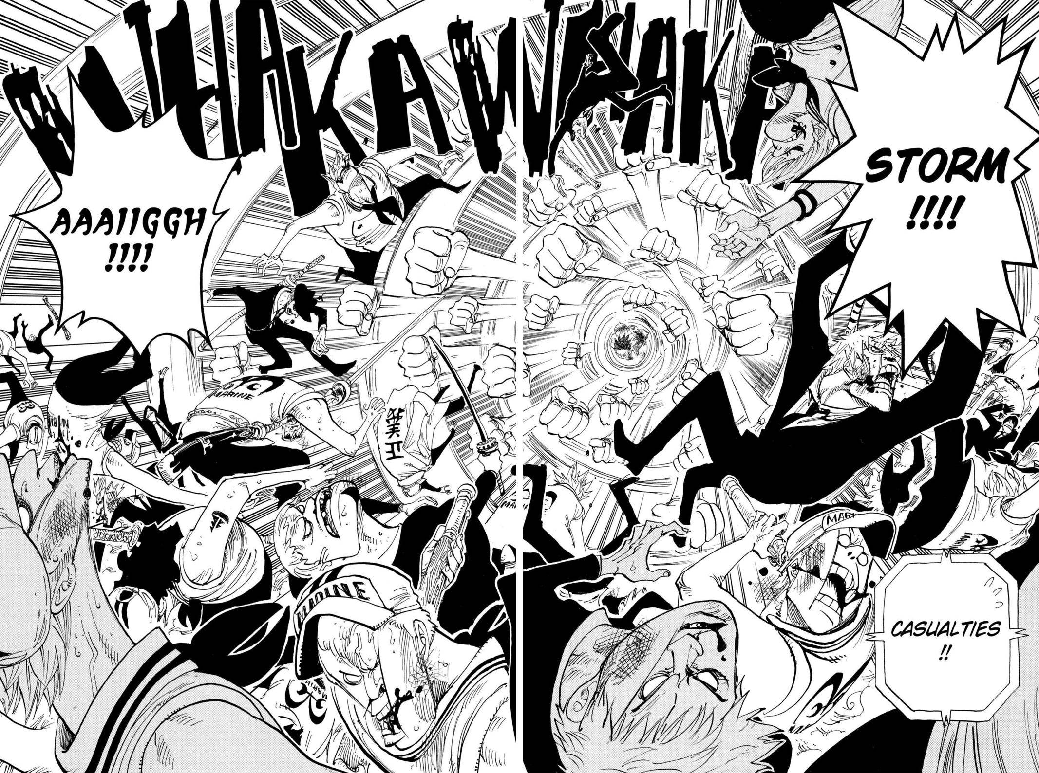 One Piece Chapter 378 Page 18