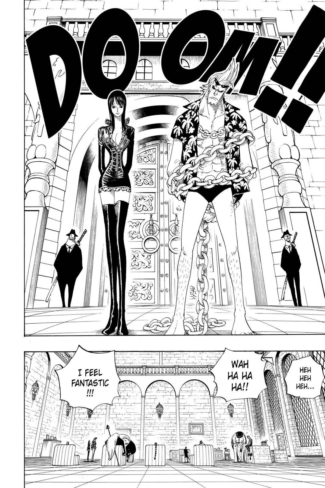 One Piece Chapter 379 Page 11