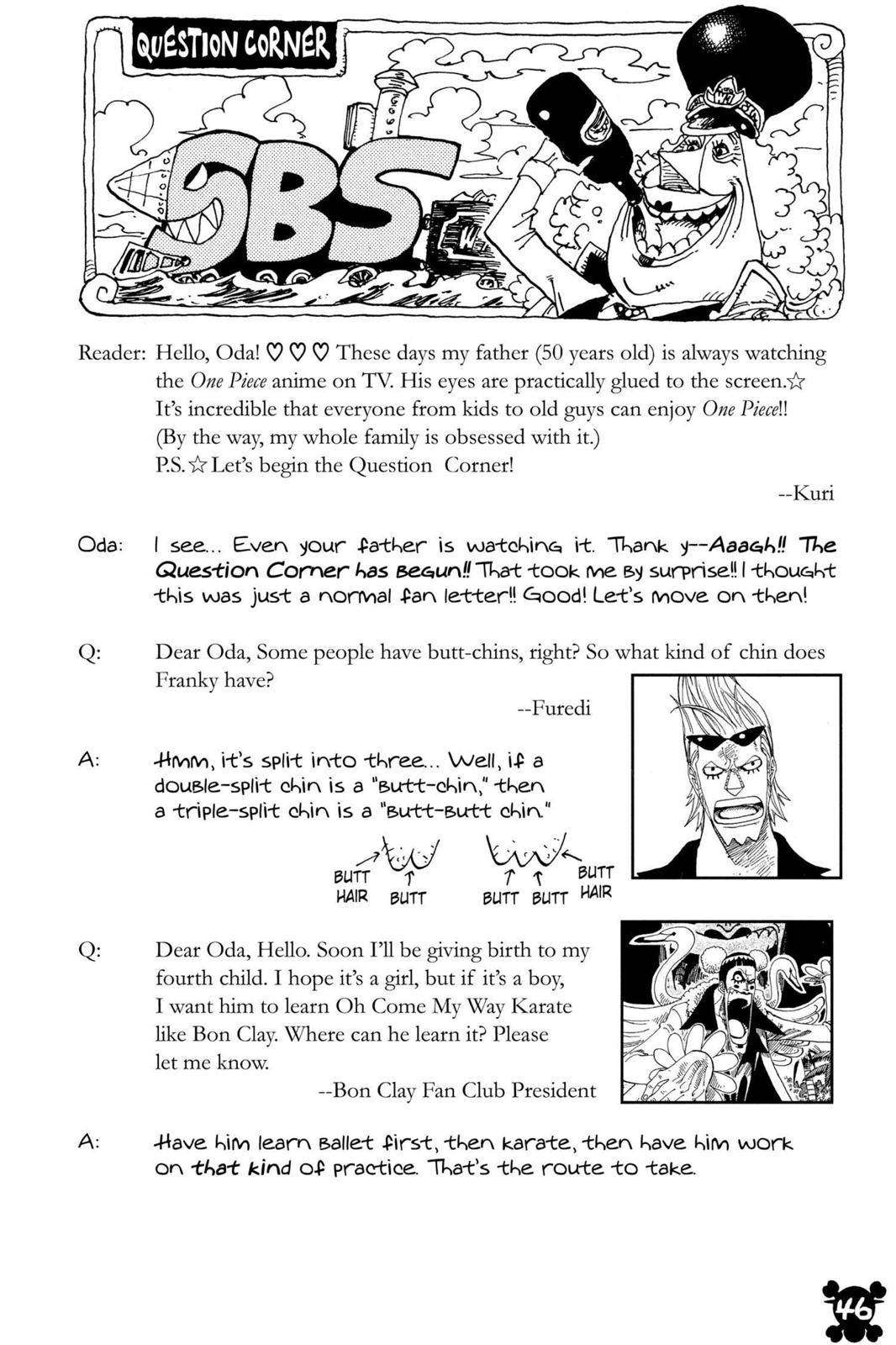 One Piece Chapter 379 Page 19