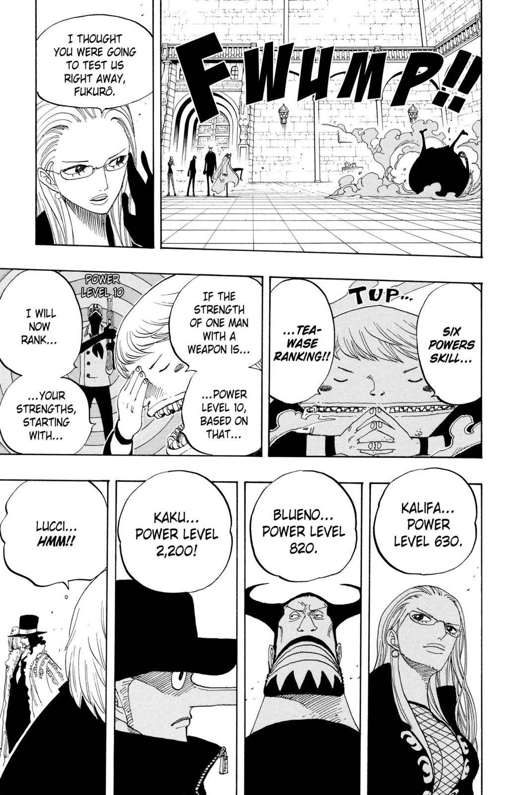One Piece Chapter 379 Page 6