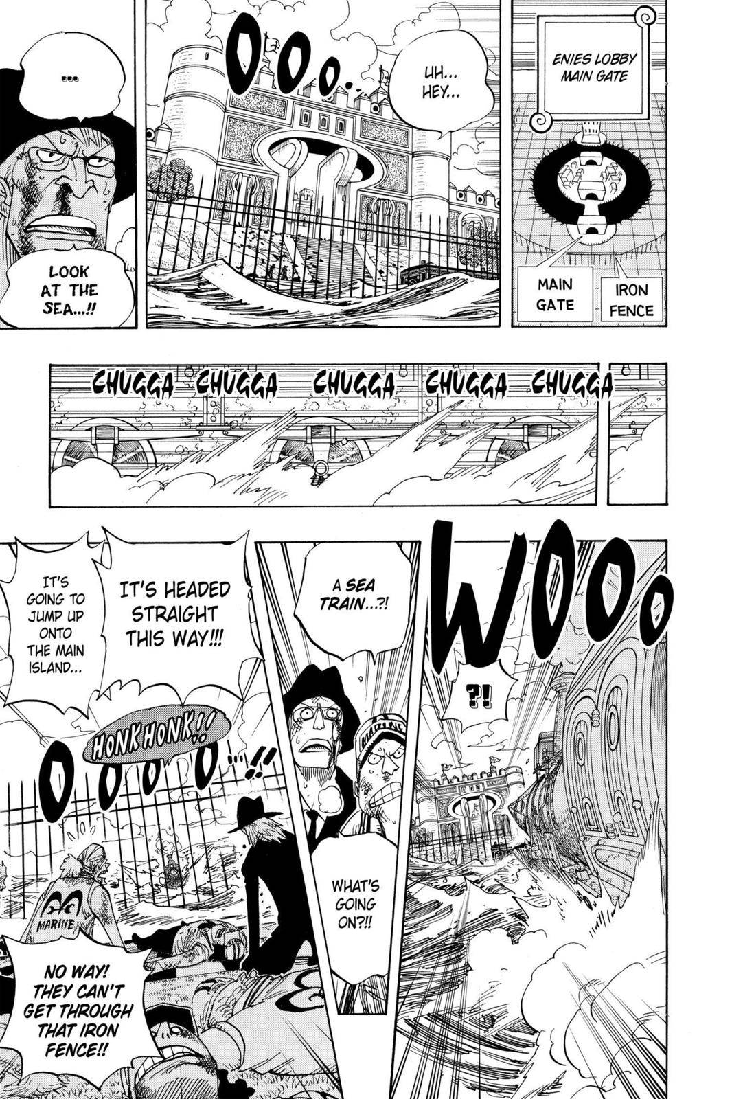 One Piece Chapter 380 Page 7
