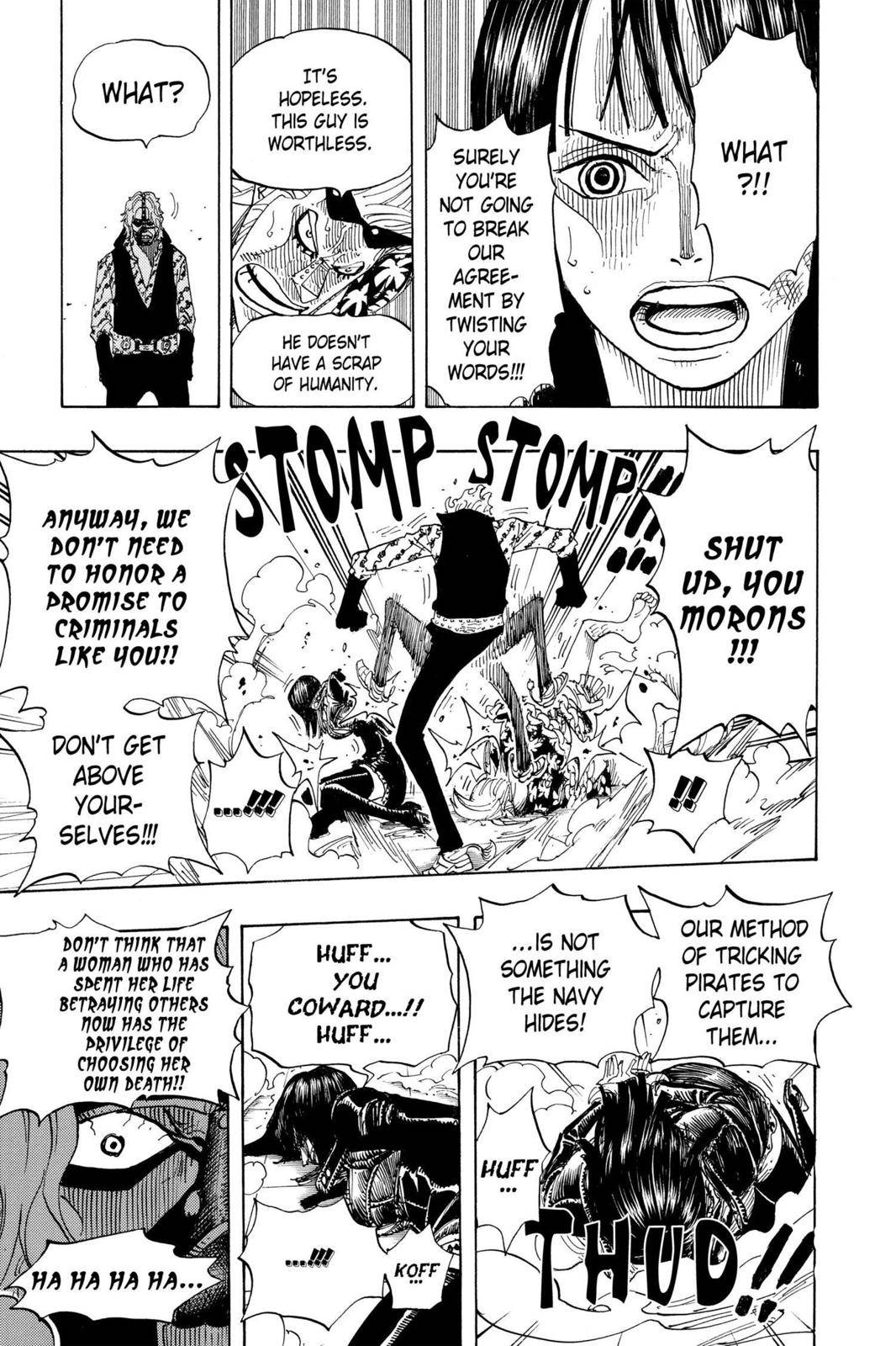 One Piece Chapter 382 Page 11