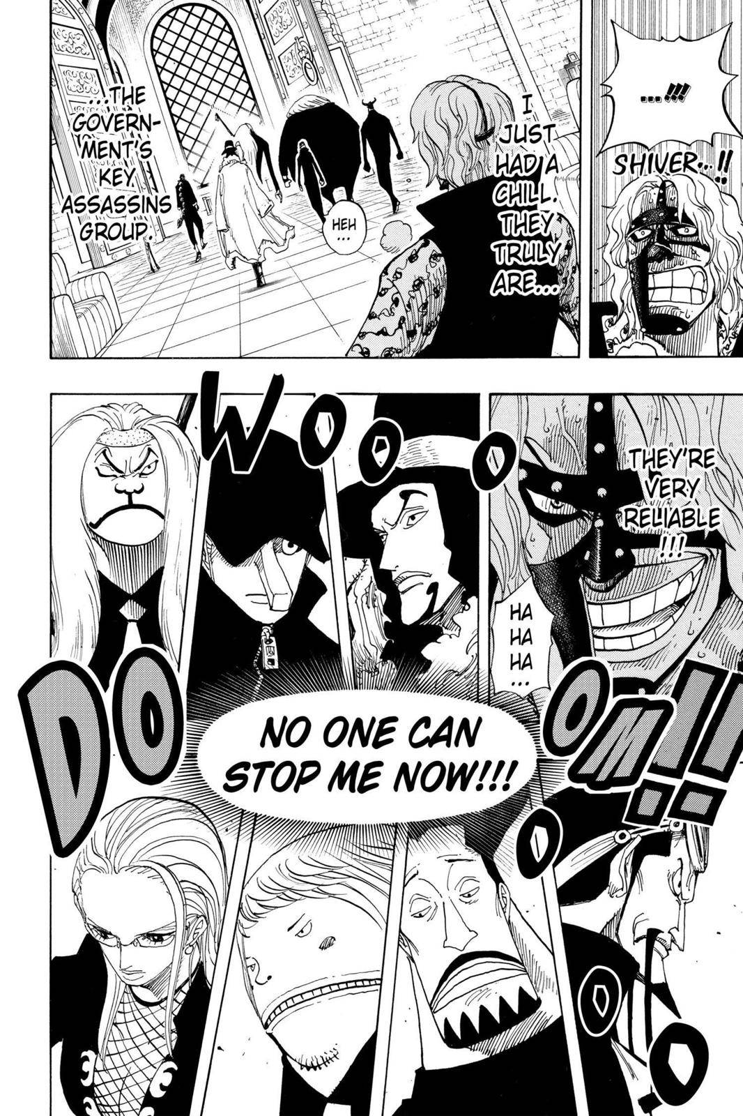 One Piece Chapter 382 Page 16