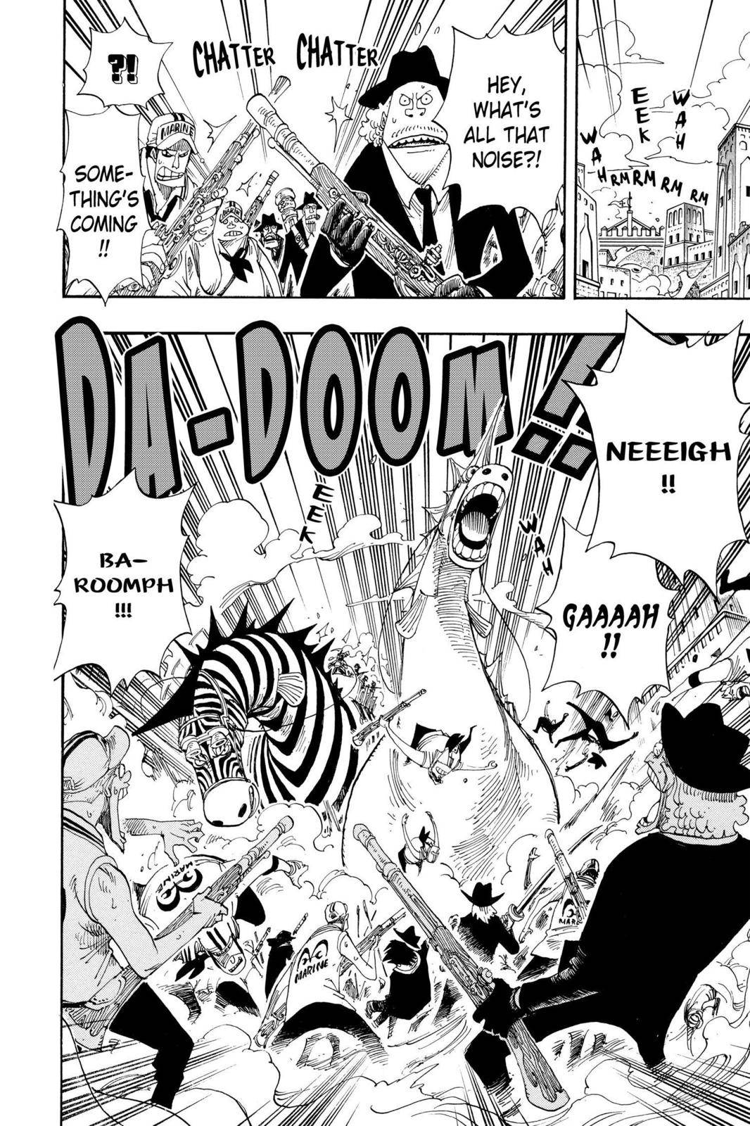 One Piece Chapter 382 Page 2