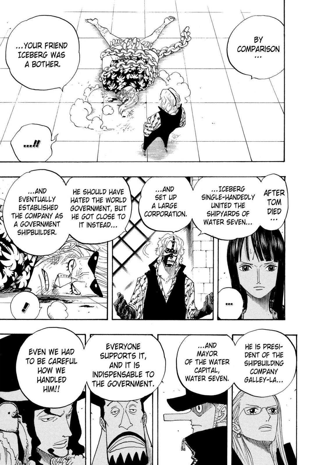 One Piece Chapter 382 Page 5