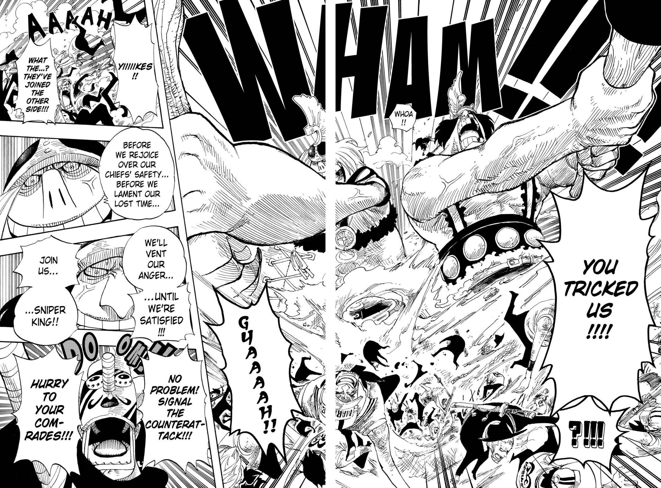 One Piece Chapter 384 Page 18