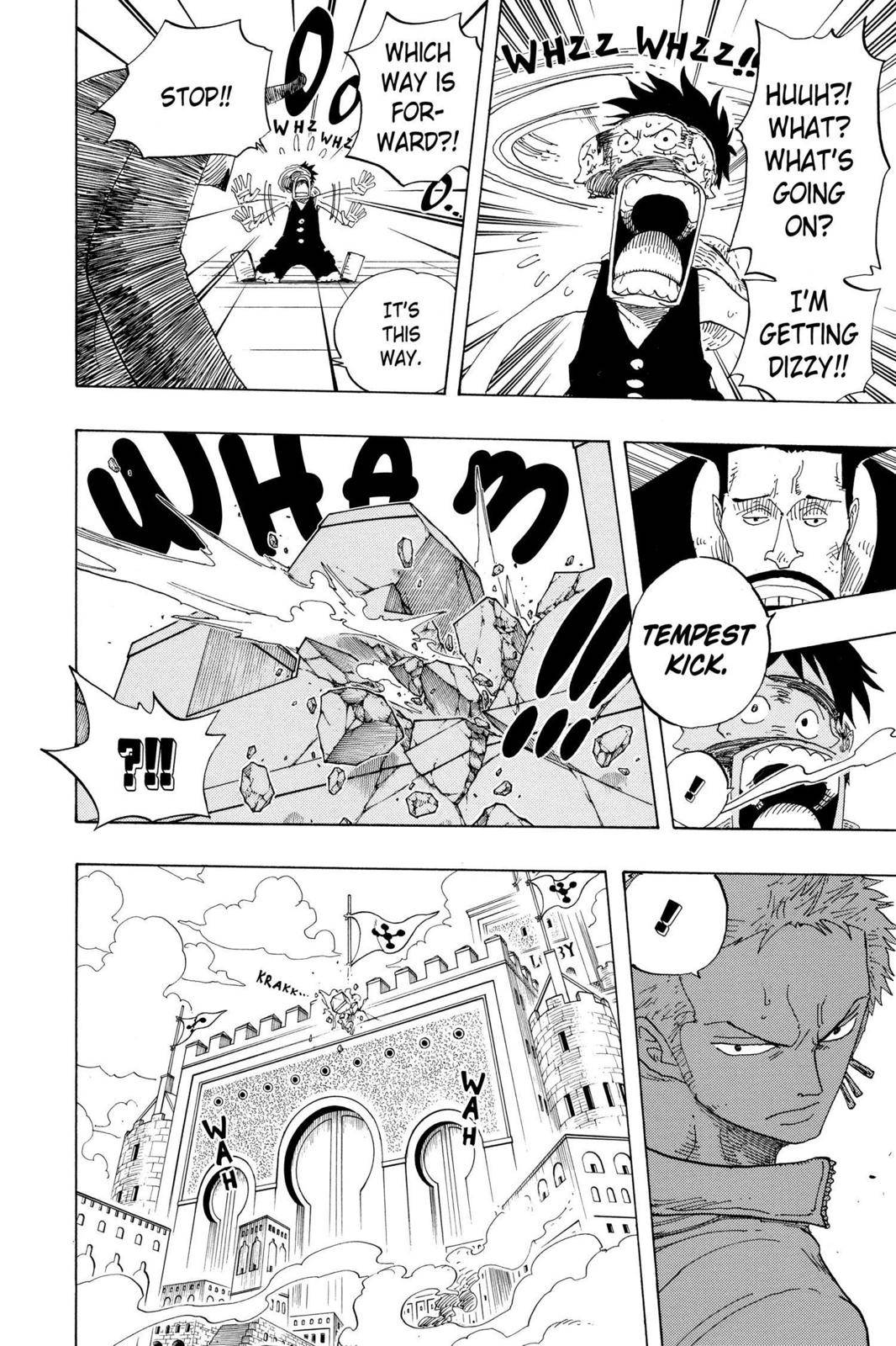 One Piece Chapter 385 Page 12
