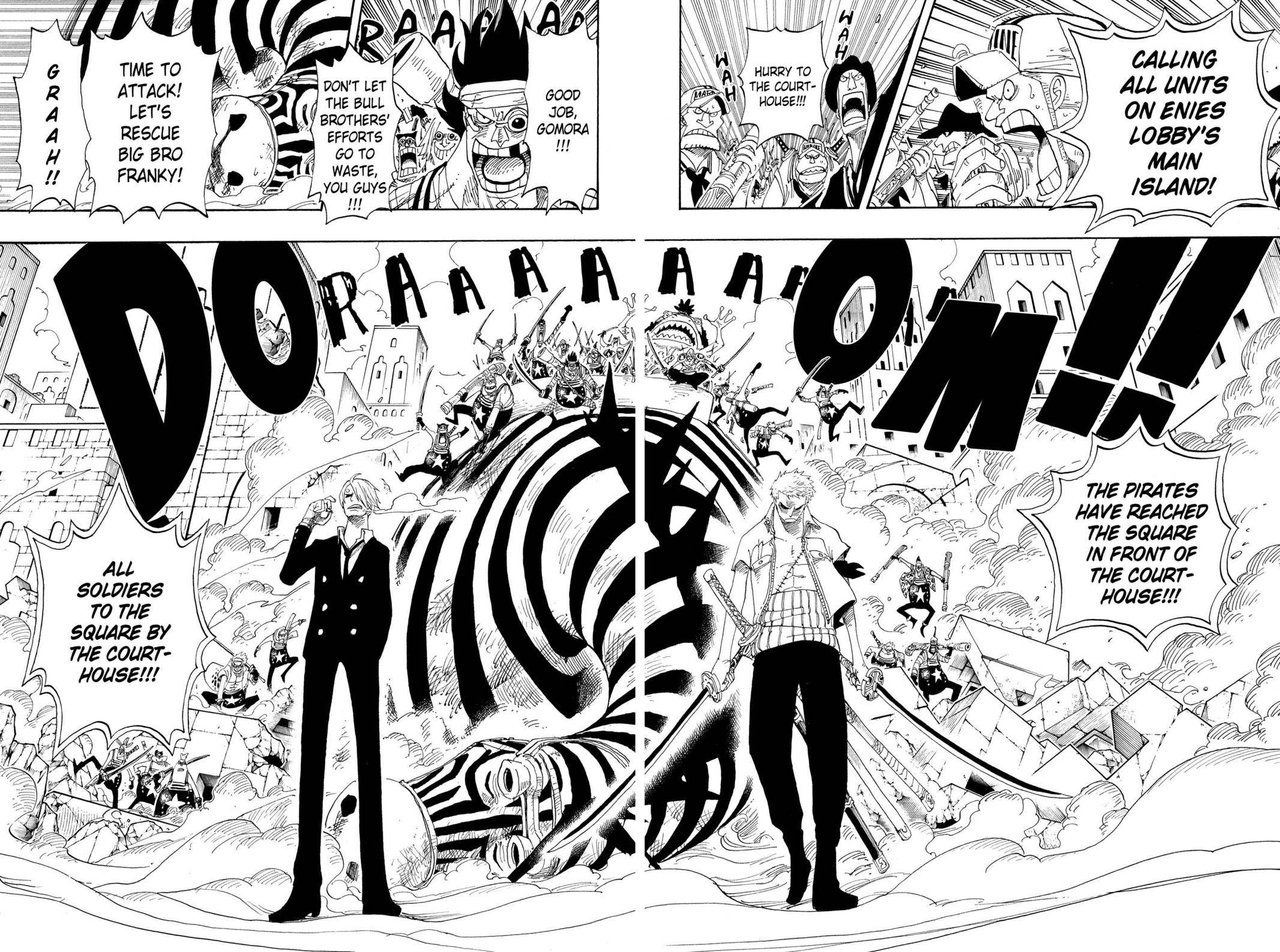 One Piece Chapter 386 Page 6