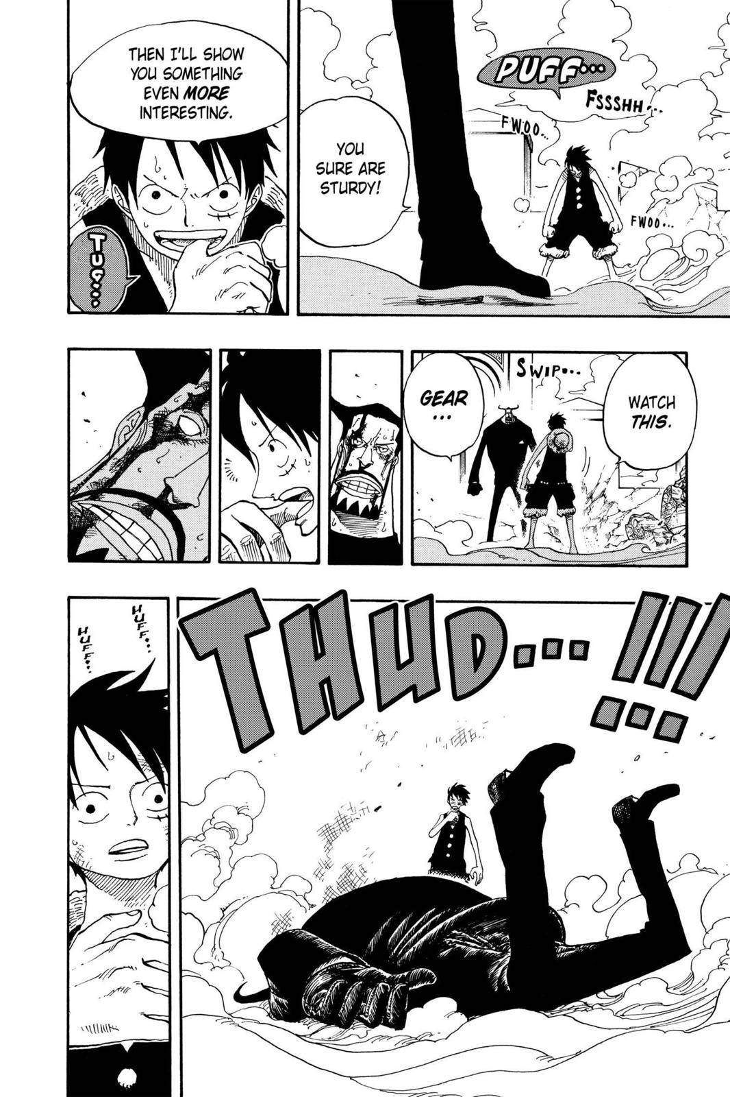 One Piece Chapter 388 Page 10