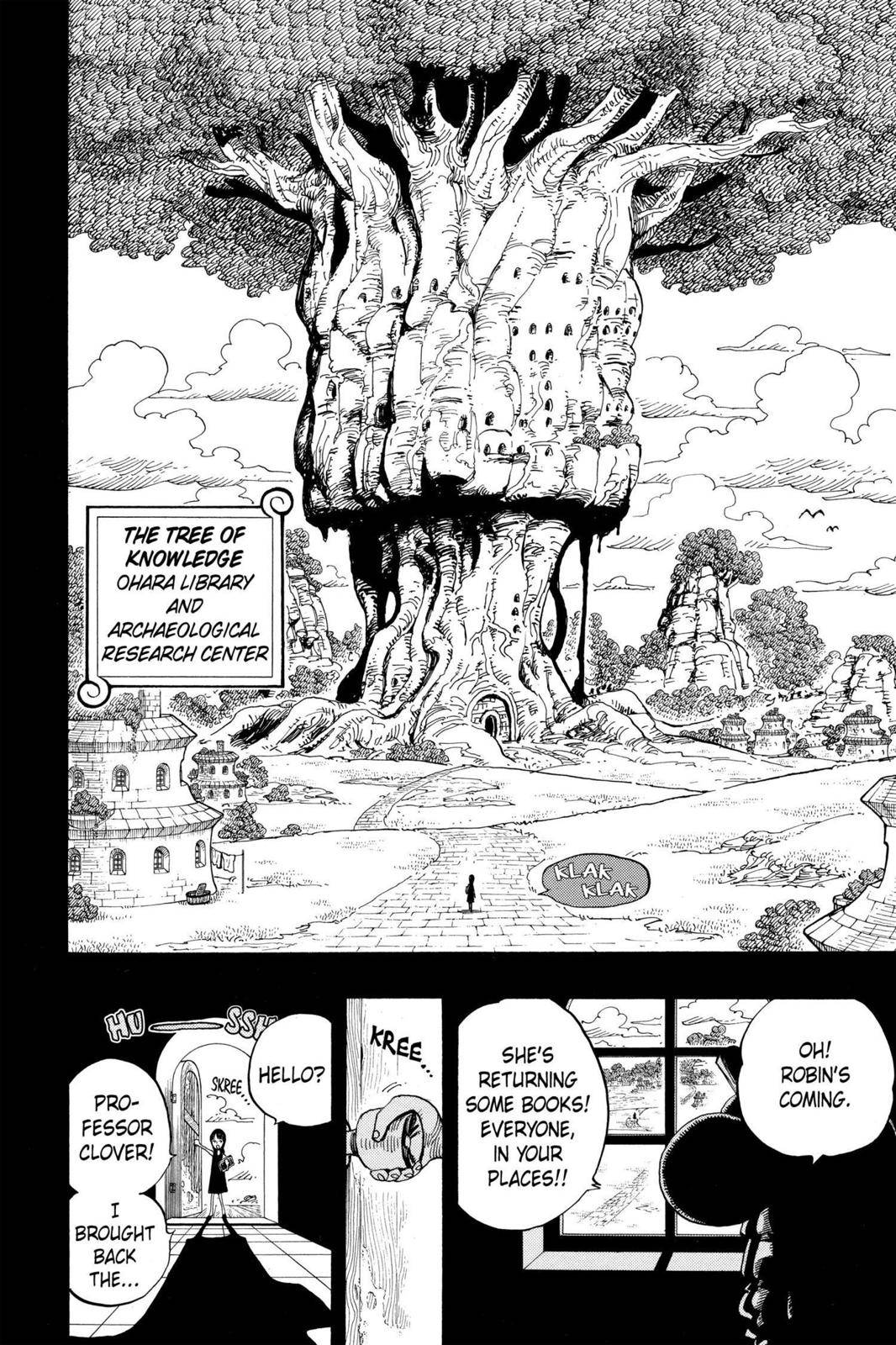 One Piece Chapter 391 Page 18