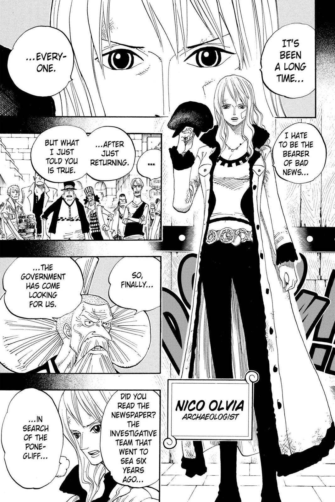 One Piece Chapter 393 Page 9