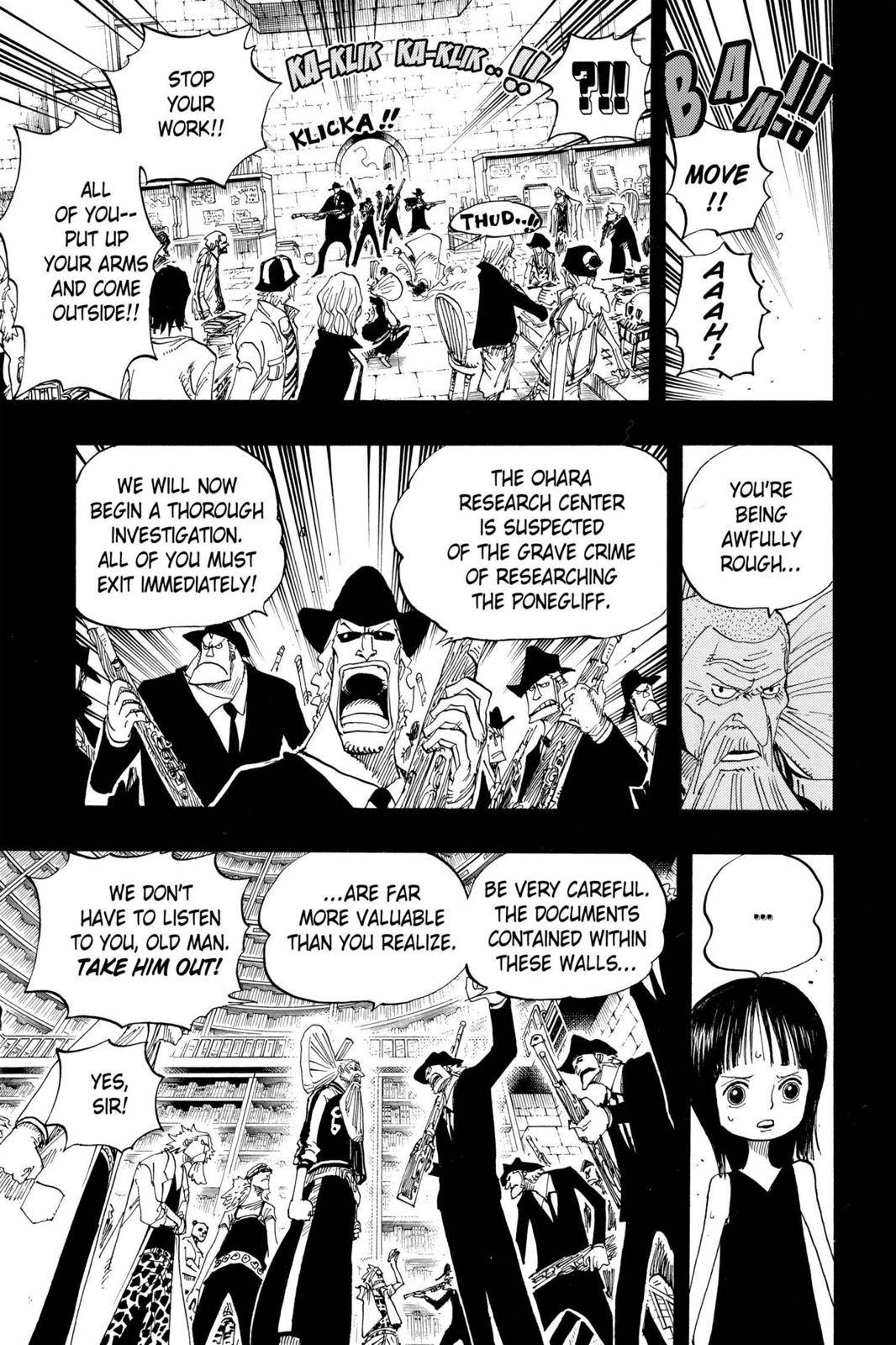 One Piece Chapter 394 Page 5