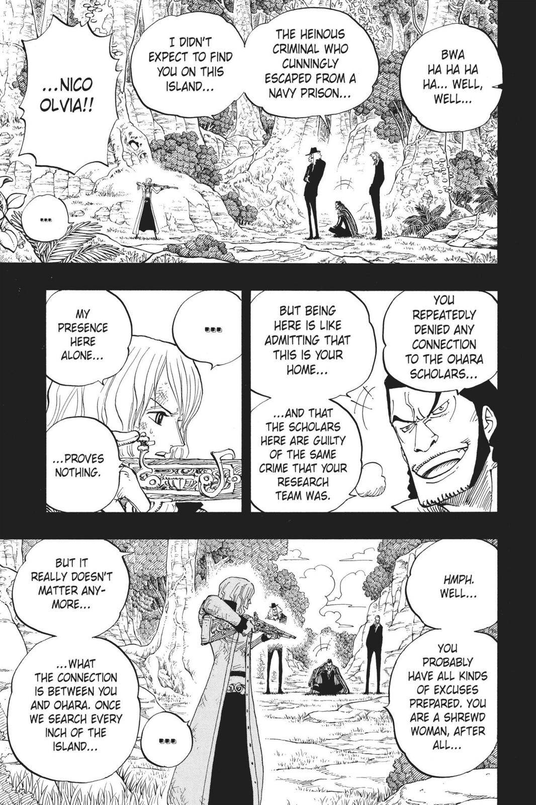One Piece Chapter 394 Page 9