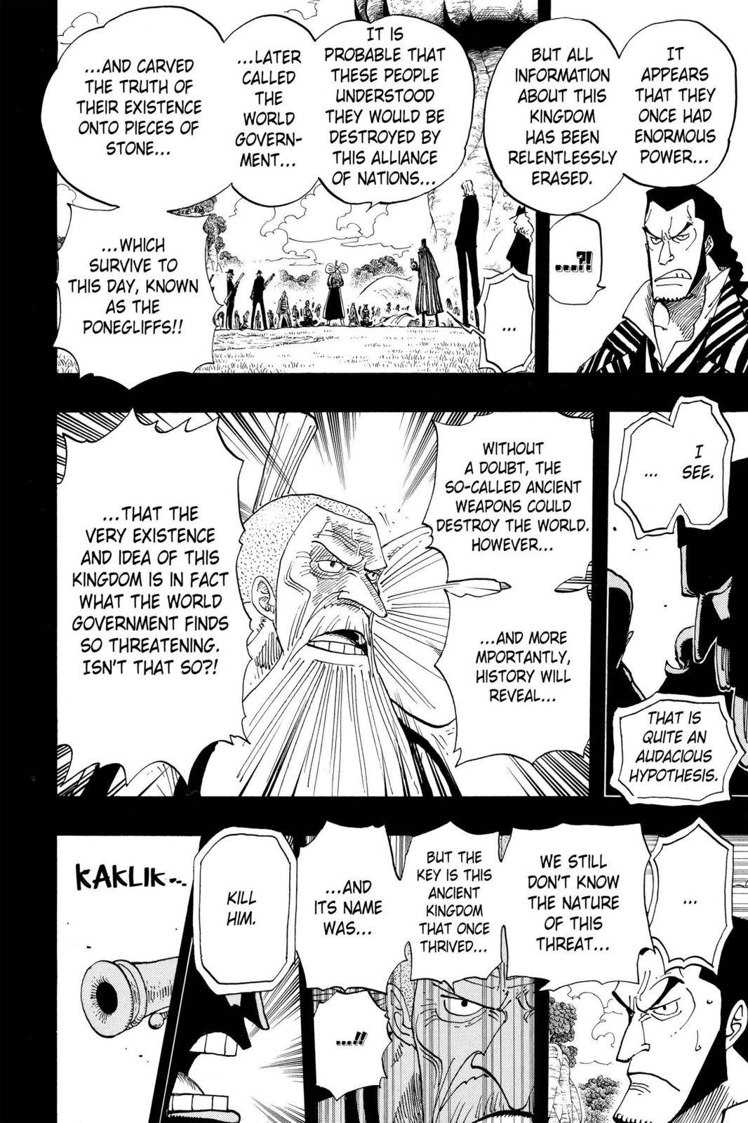 One Piece Chapter 395 Page 8