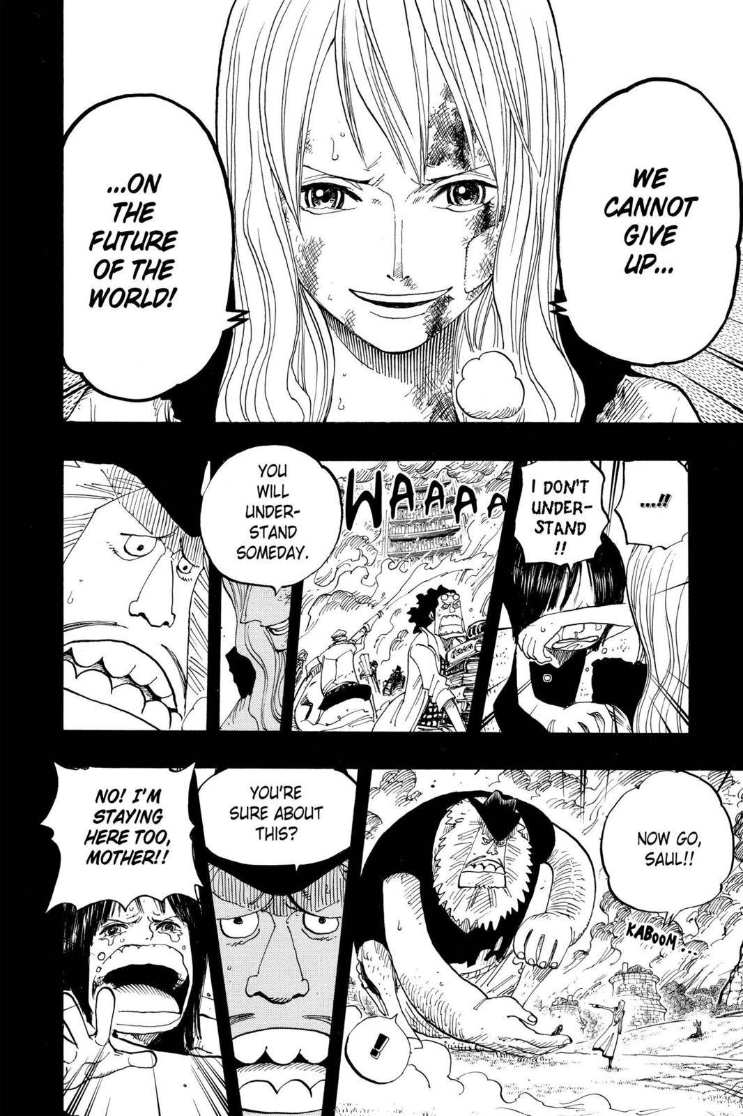 One Piece Chapter 396 Page 10