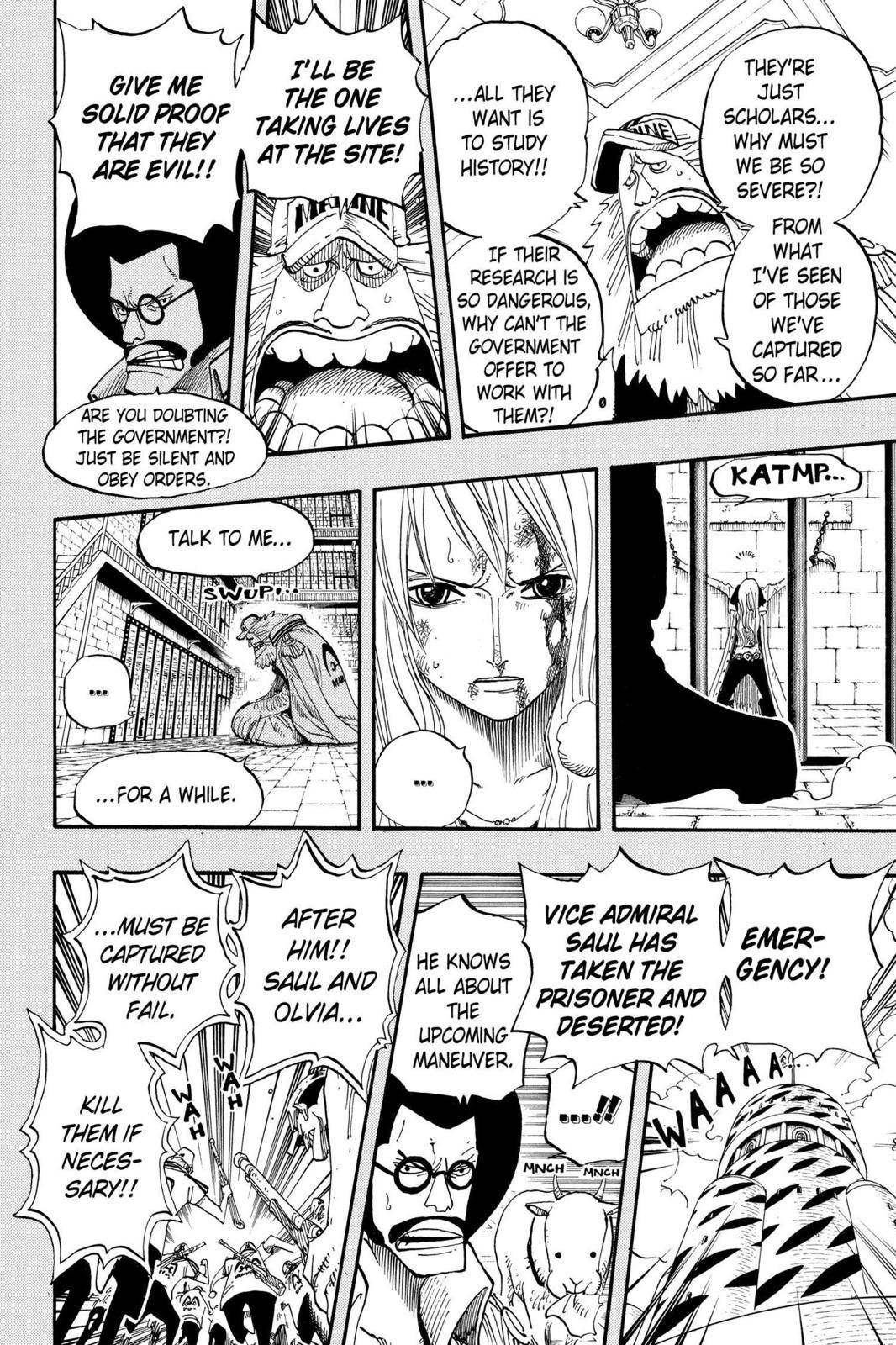 One Piece Chapter 396 Page 14