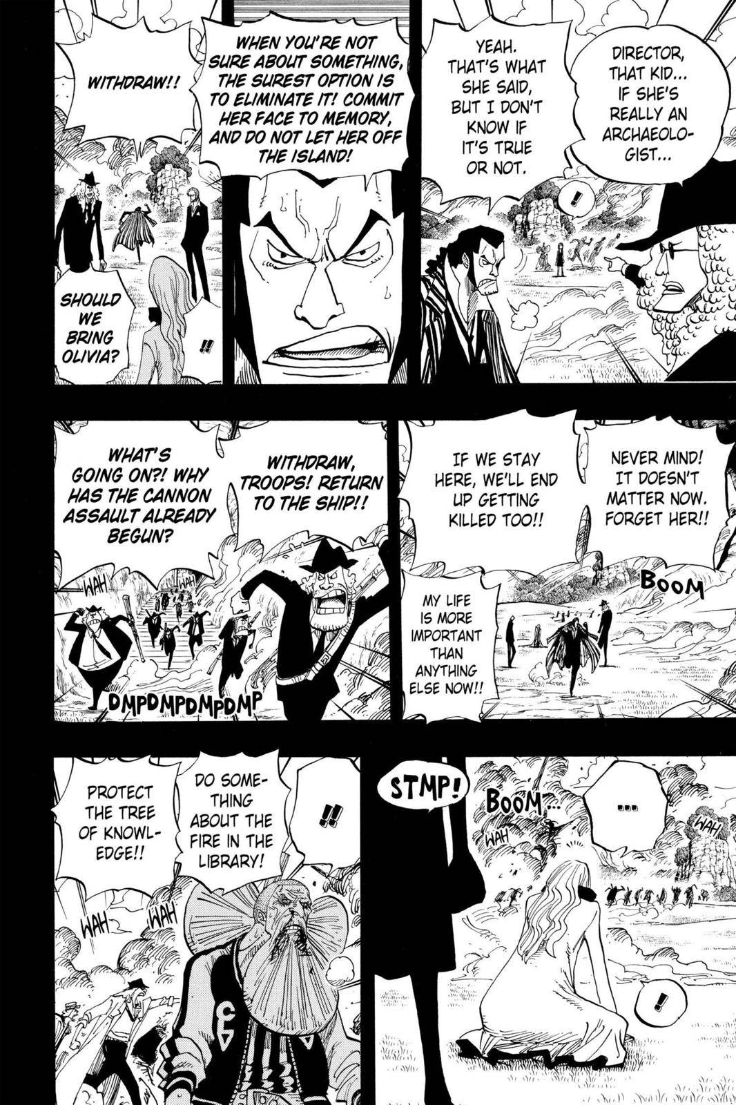 One Piece Chapter 396 Page 4