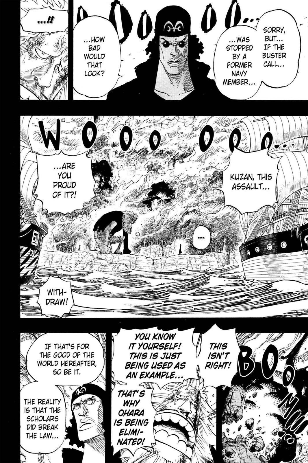One Piece Chapter 397 Page 10