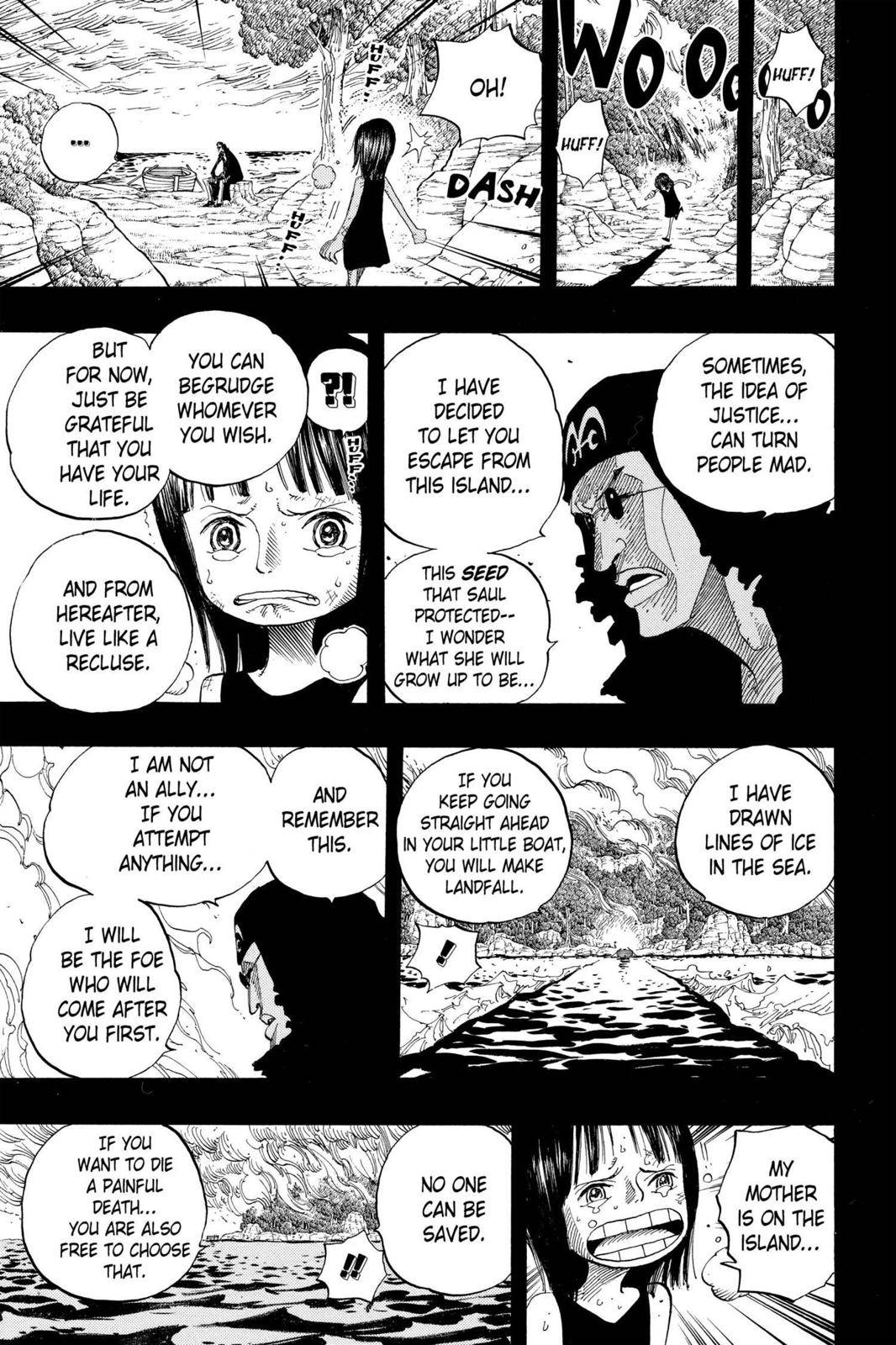 One Piece Chapter 397 Page 17