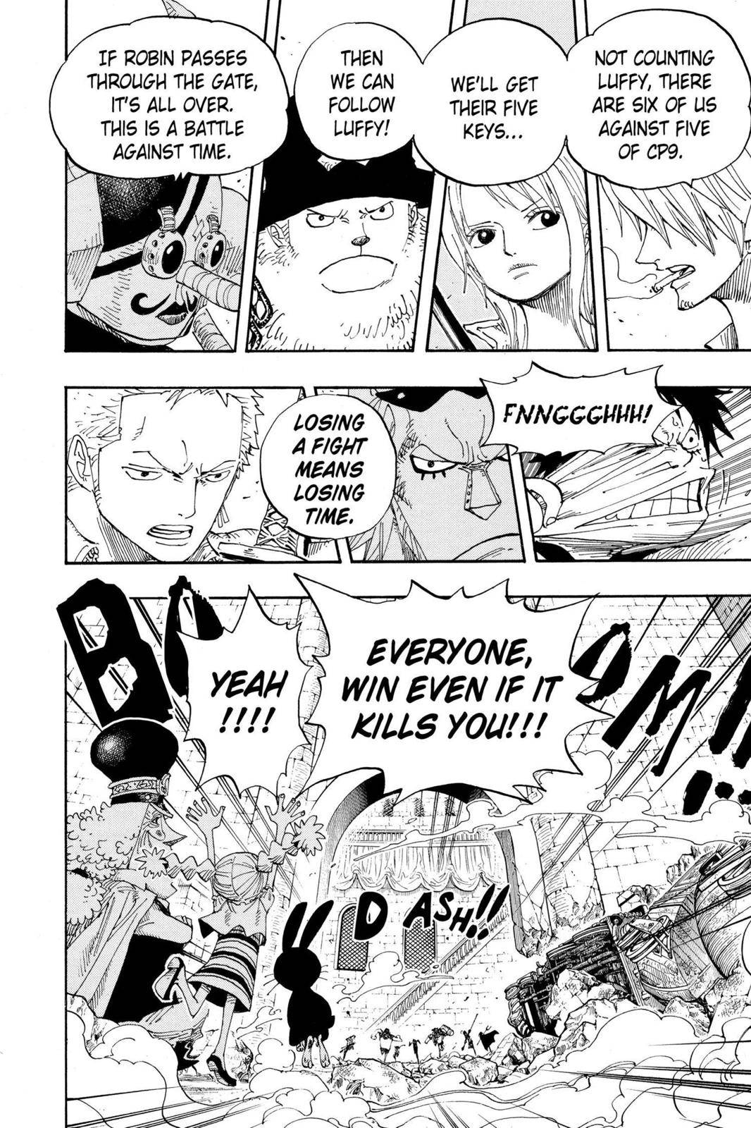 One Piece Chapter 400 Page 20