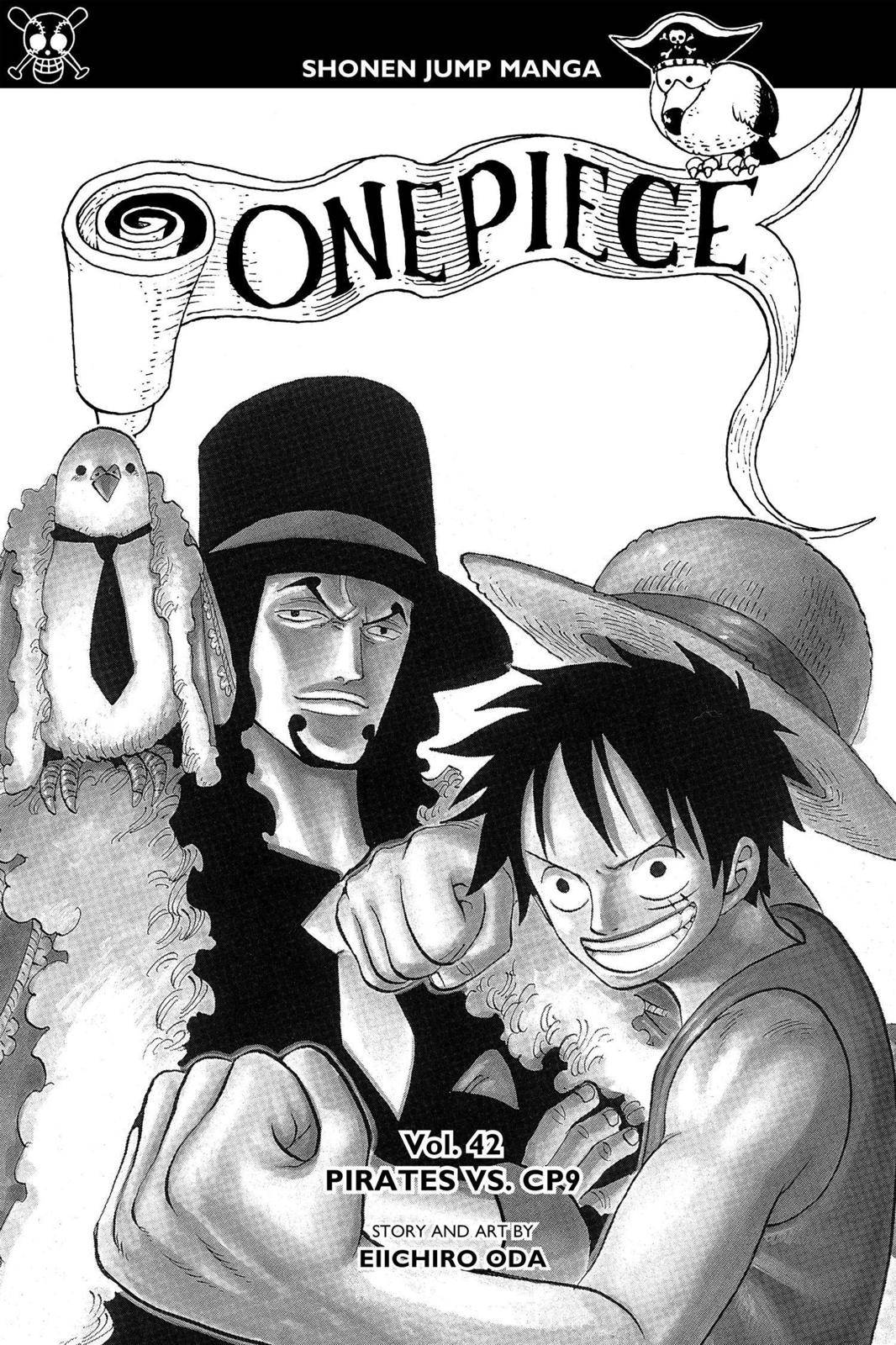 One Piece Chapter 400 Page 4