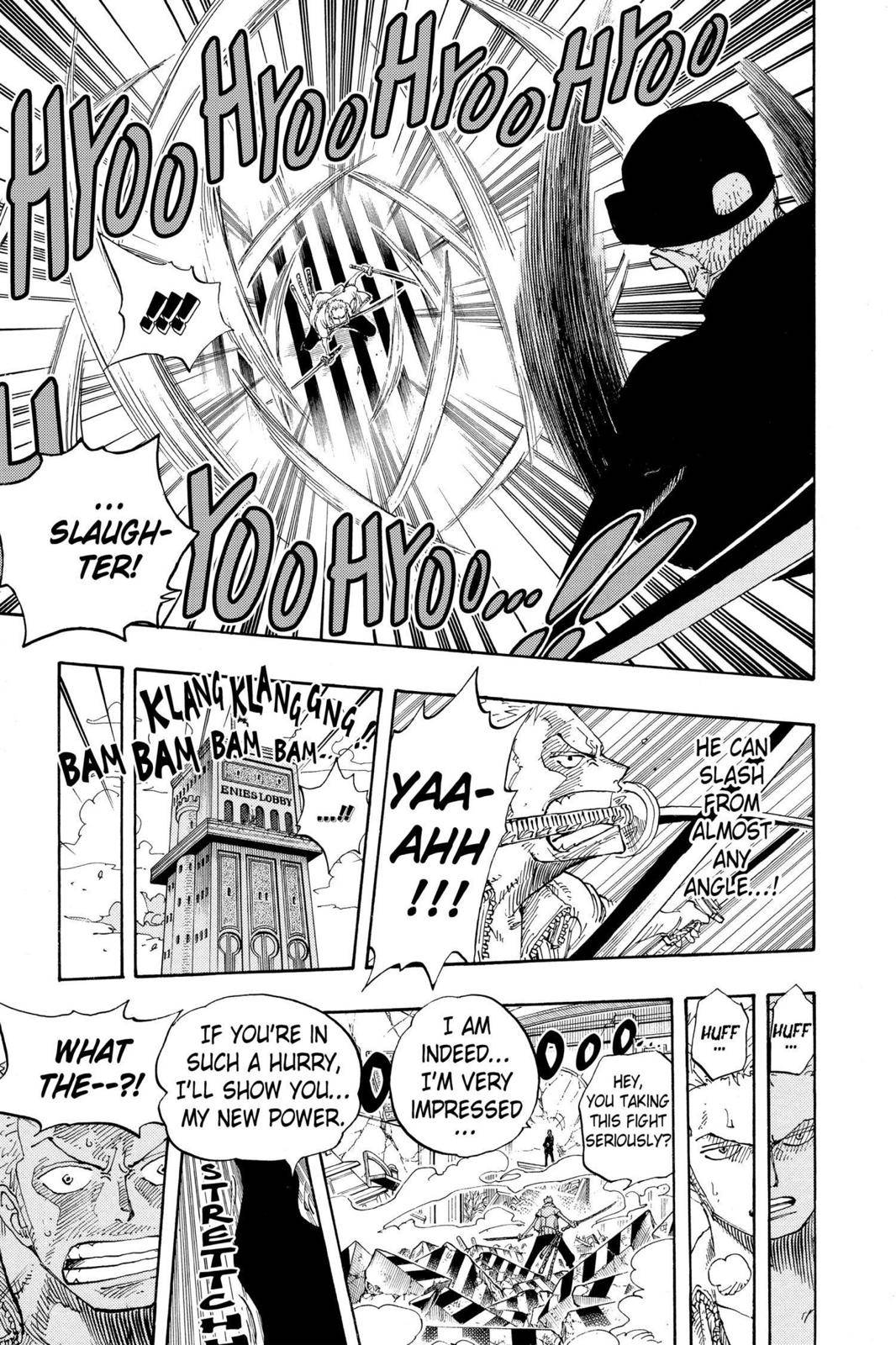 One Piece Chapter 401 Page 11