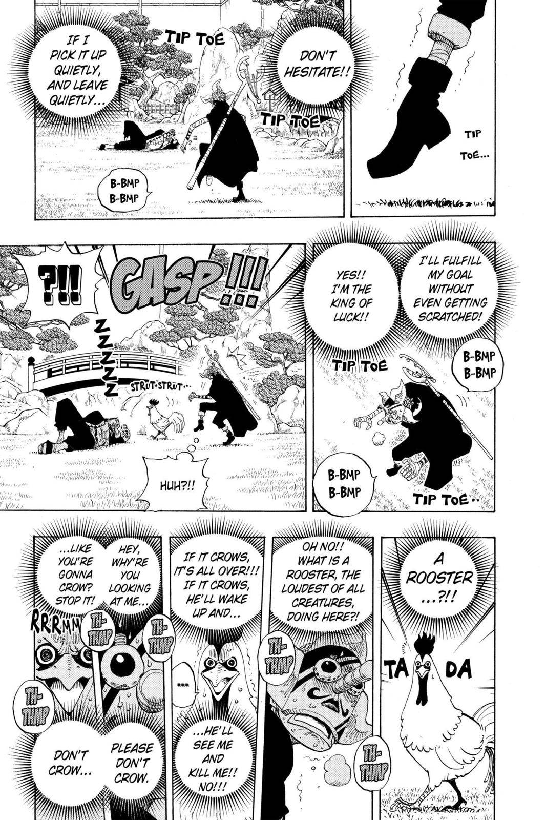 One Piece Chapter 401 Page 13