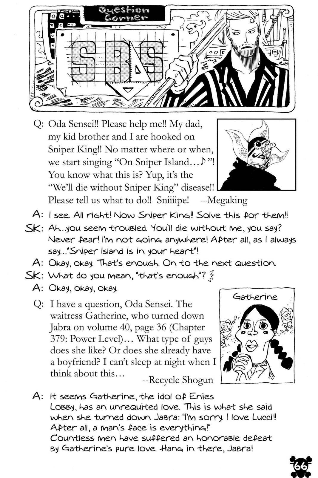 One Piece Chapter 402 Page 19