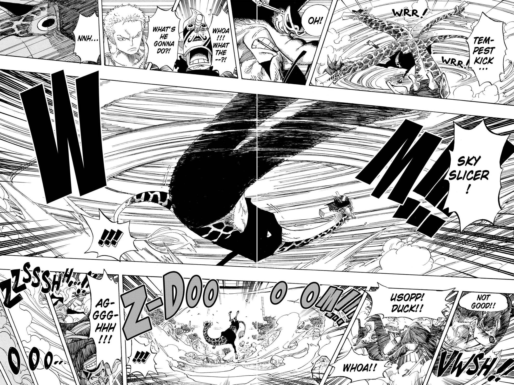 One Piece Chapter 402 Page 6