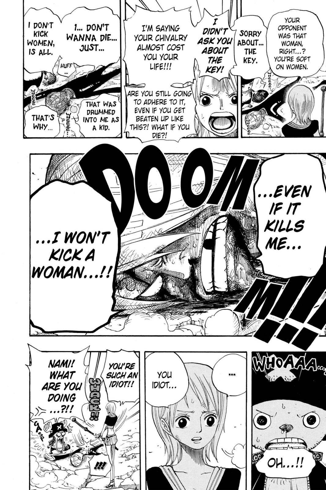 One Piece Chapter 403 Page 14