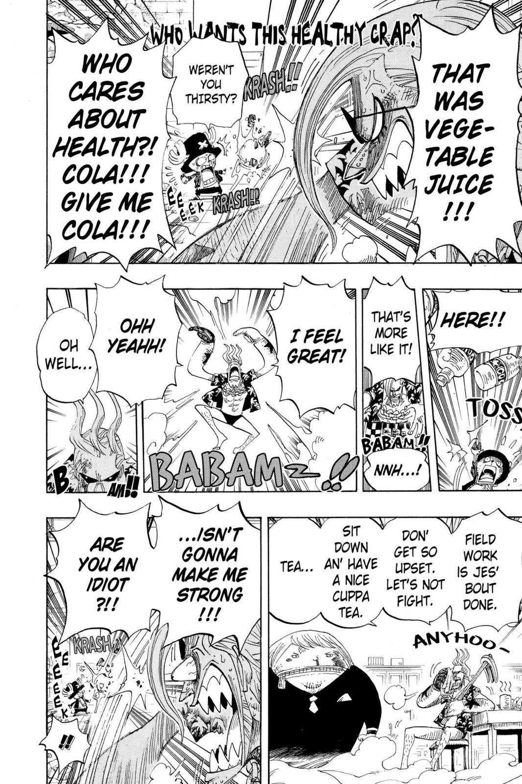 One Piece Chapter 404 Page 16