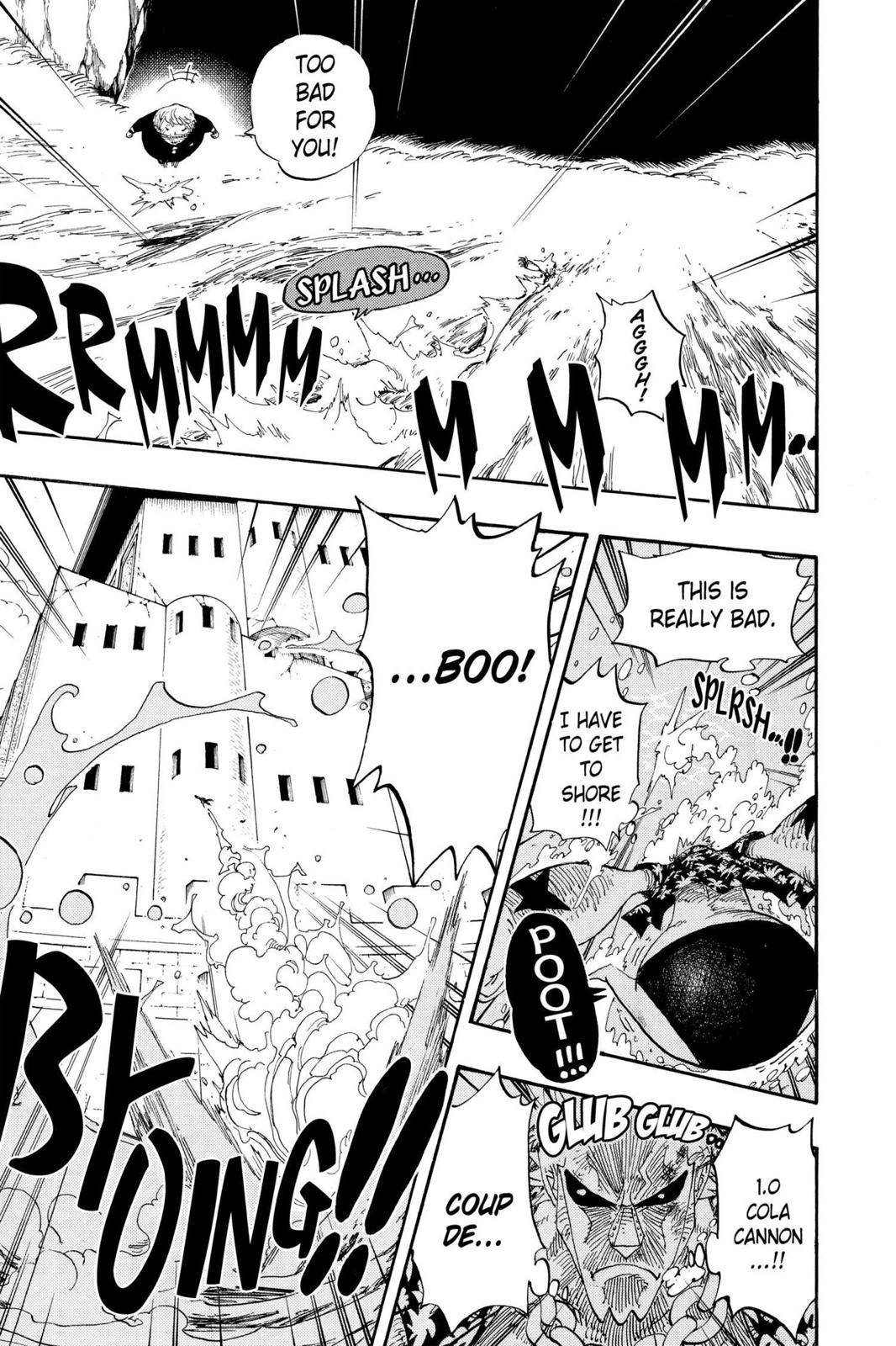 One Piece Chapter 405 Page 15