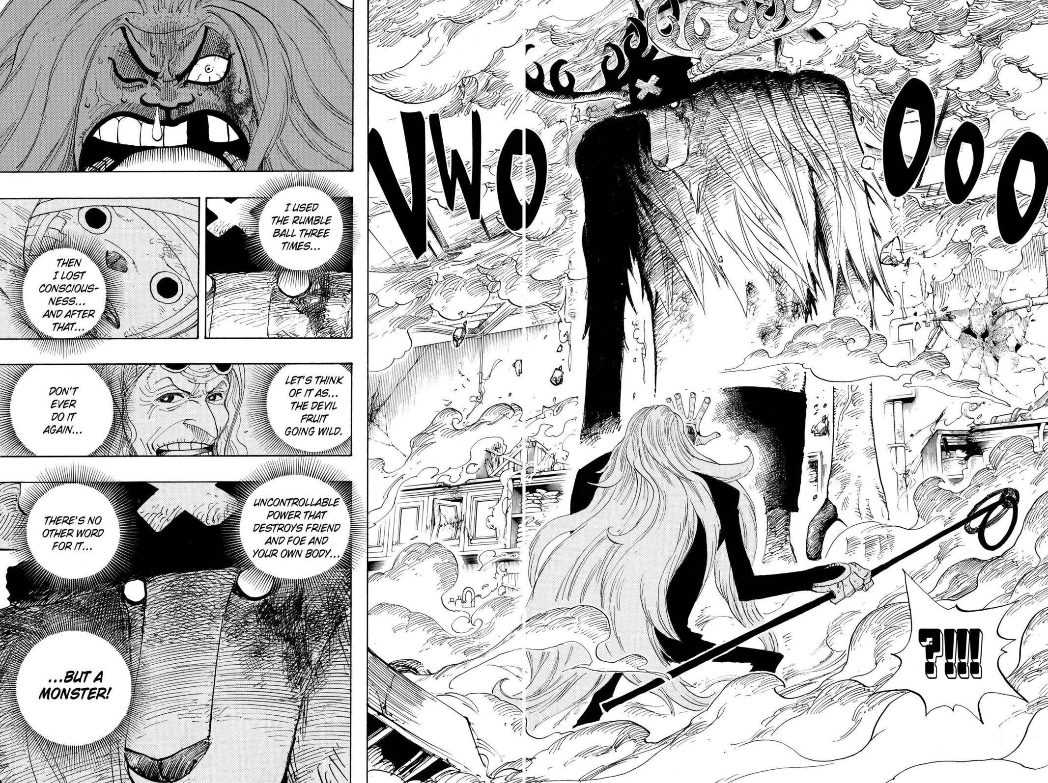 One Piece Chapter 407 Page 12