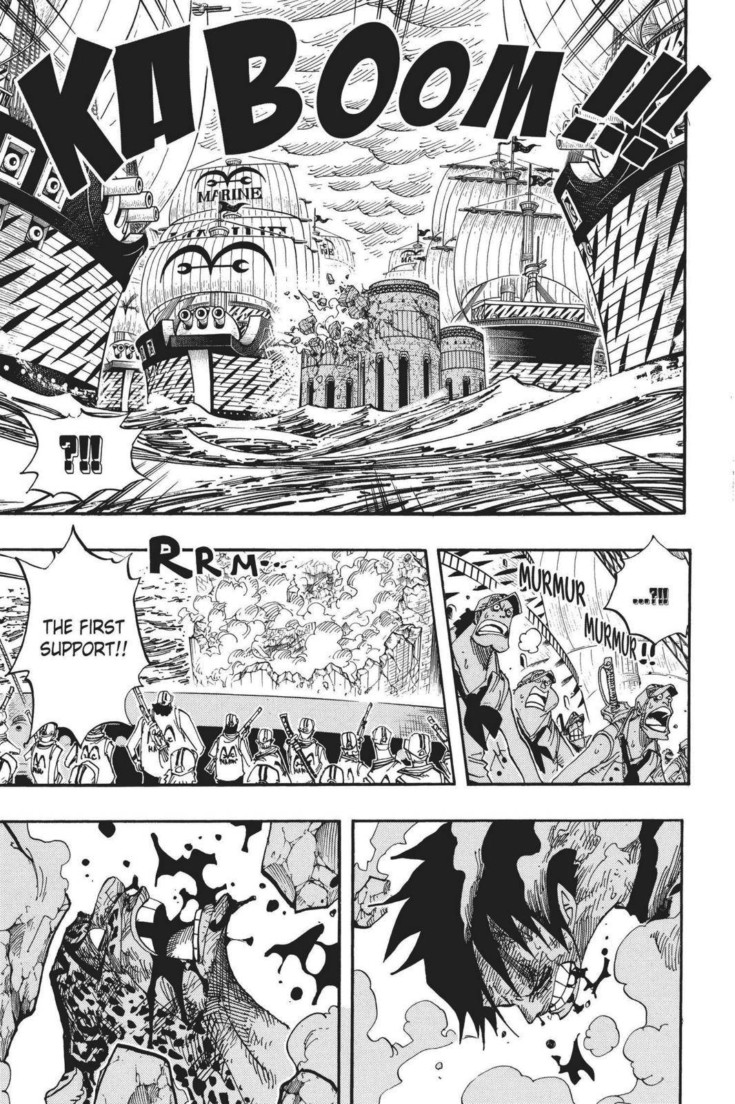 One Piece Chapter 427 Page 16