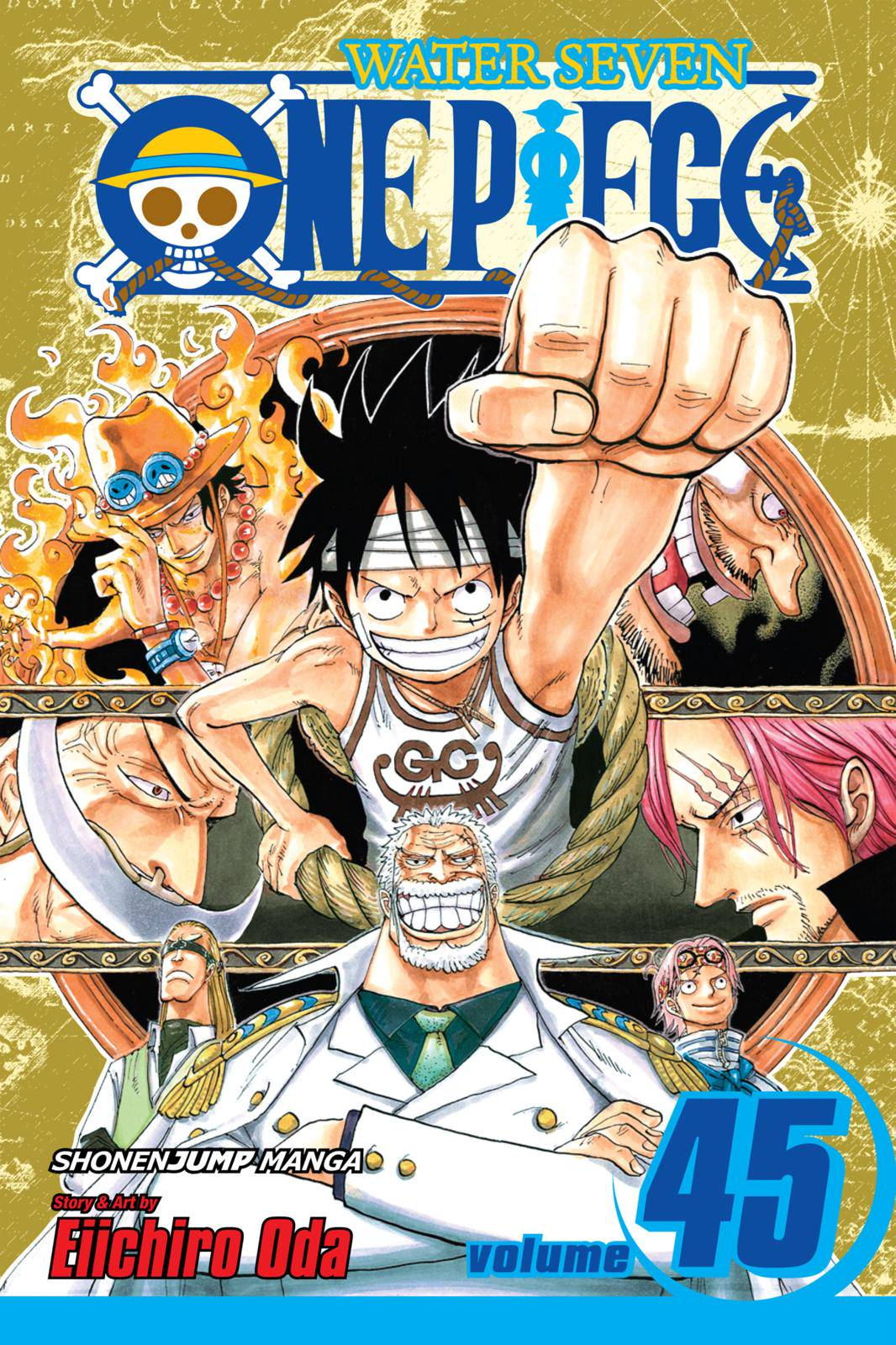 One Piece Chapter 431 Page 1