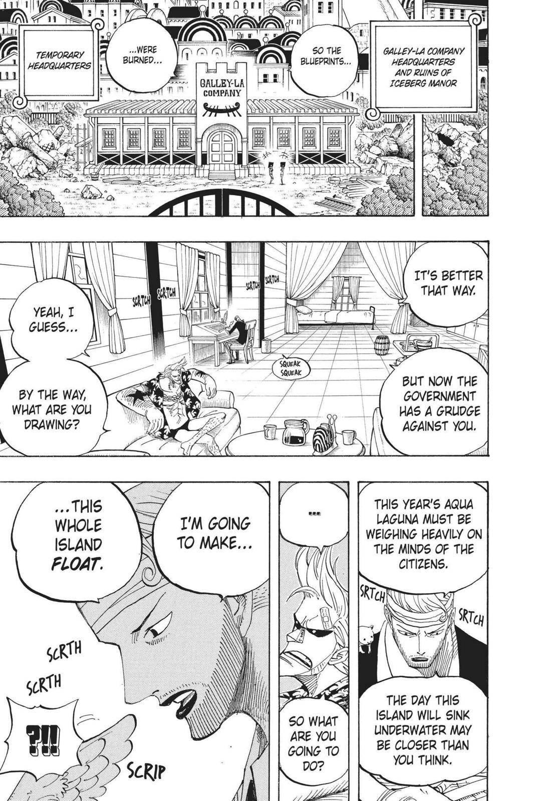 One Piece Chapter 431 Page 14