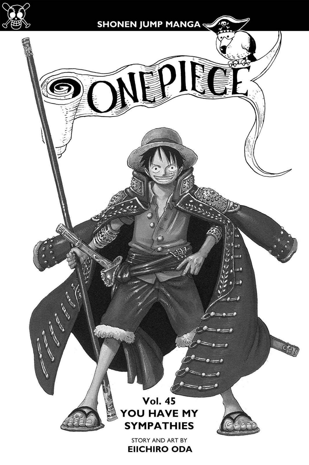 One Piece Chapter 431 Page 4