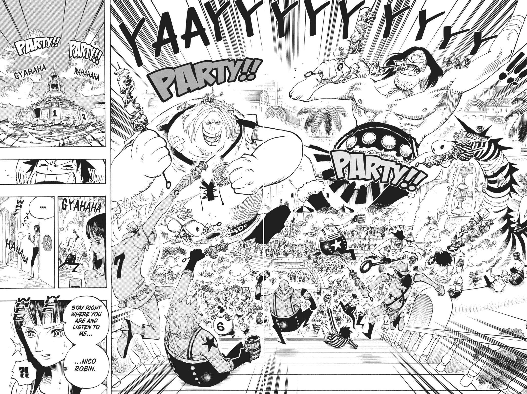 One Piece Chapter 433 Page 14