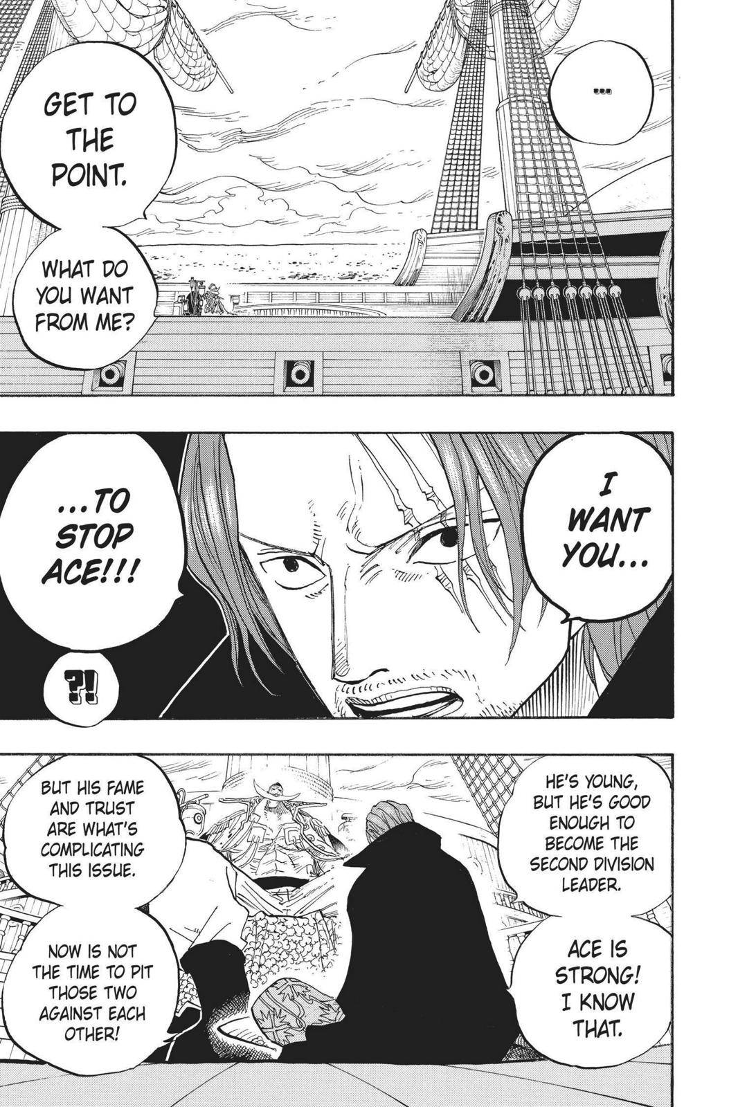 One Piece Chapter 434 Page 12