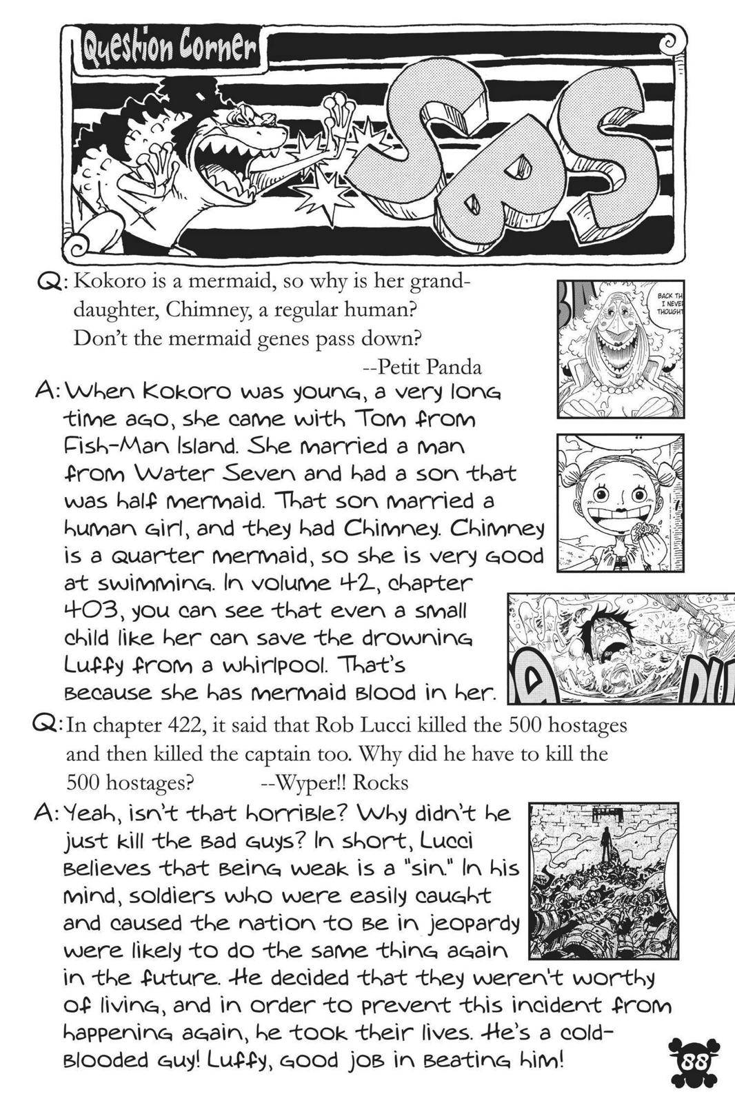One Piece Chapter 434 Page 18