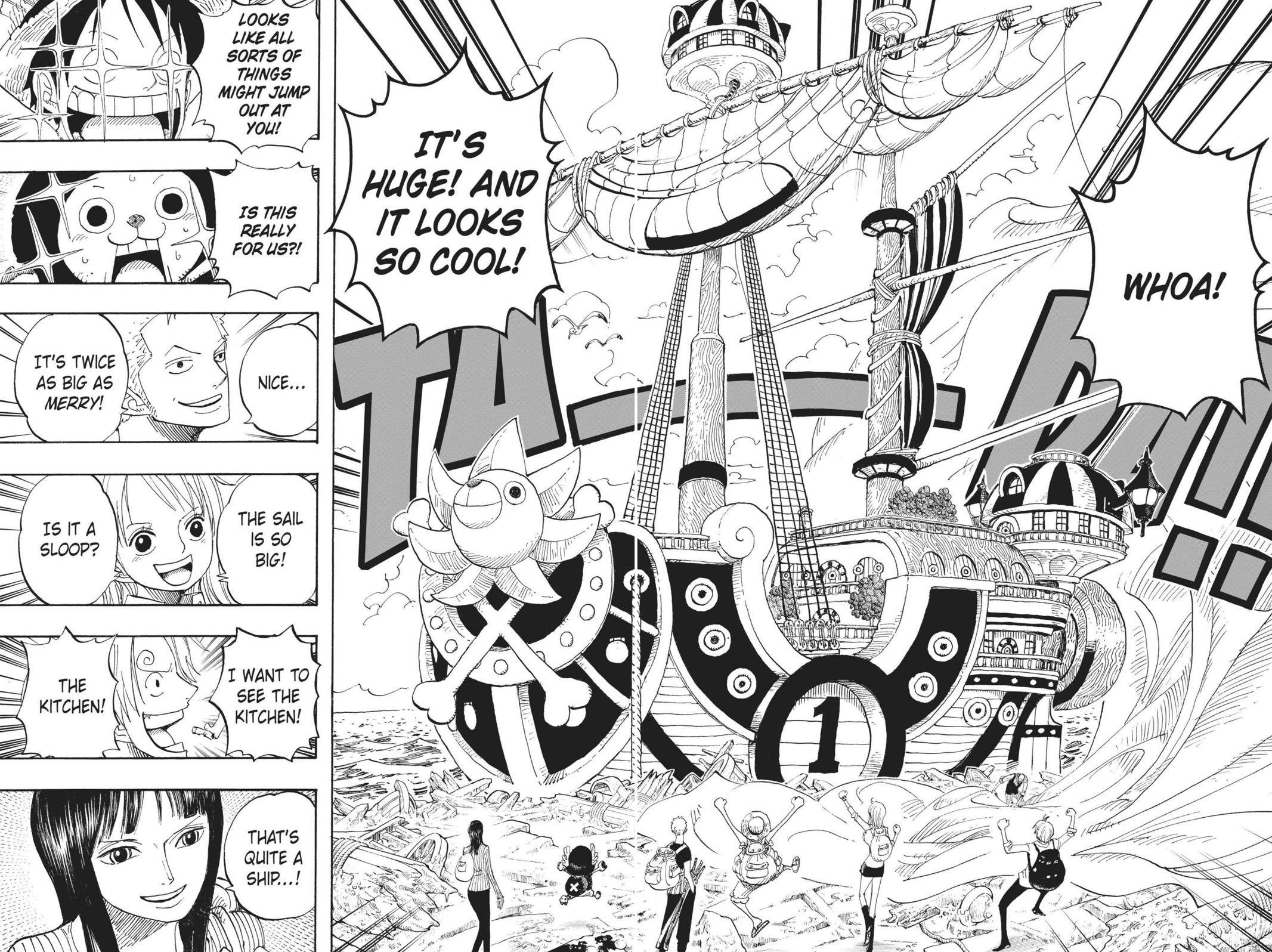 One Piece Chapter 436 Page 6