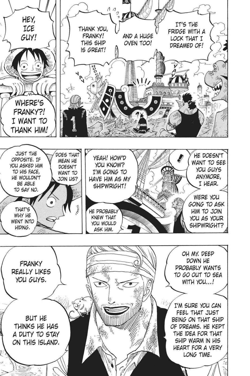 One Piece Chapter 436 Page 8