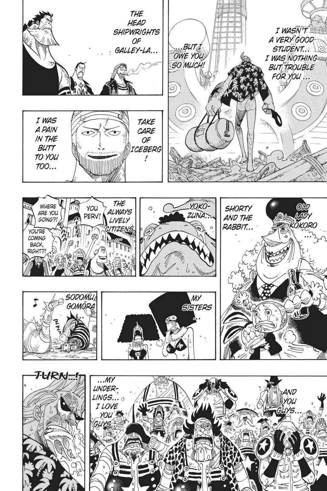 One Piece Chapter 437 Page 18