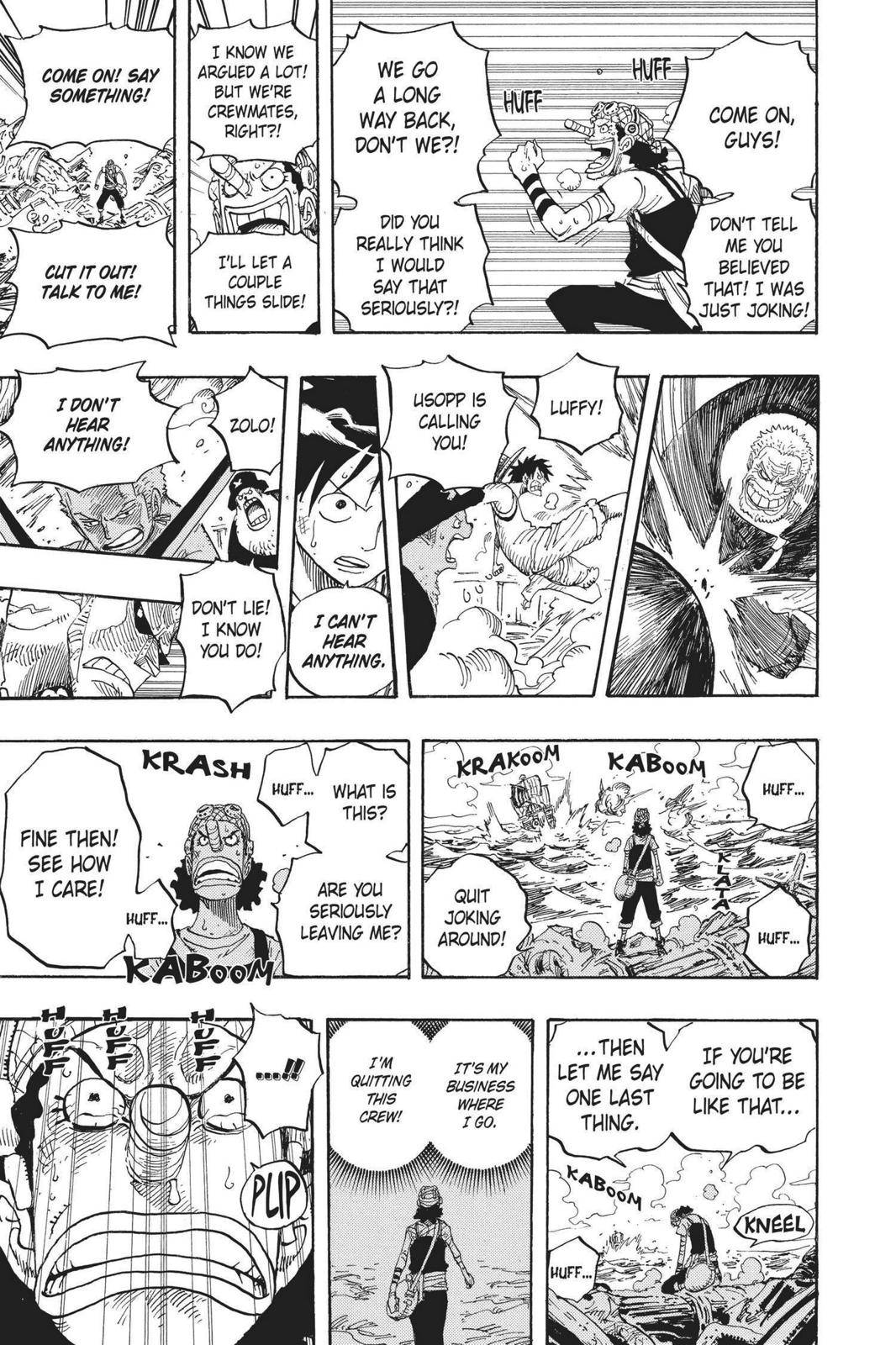 One Piece Chapter 438 Page 15